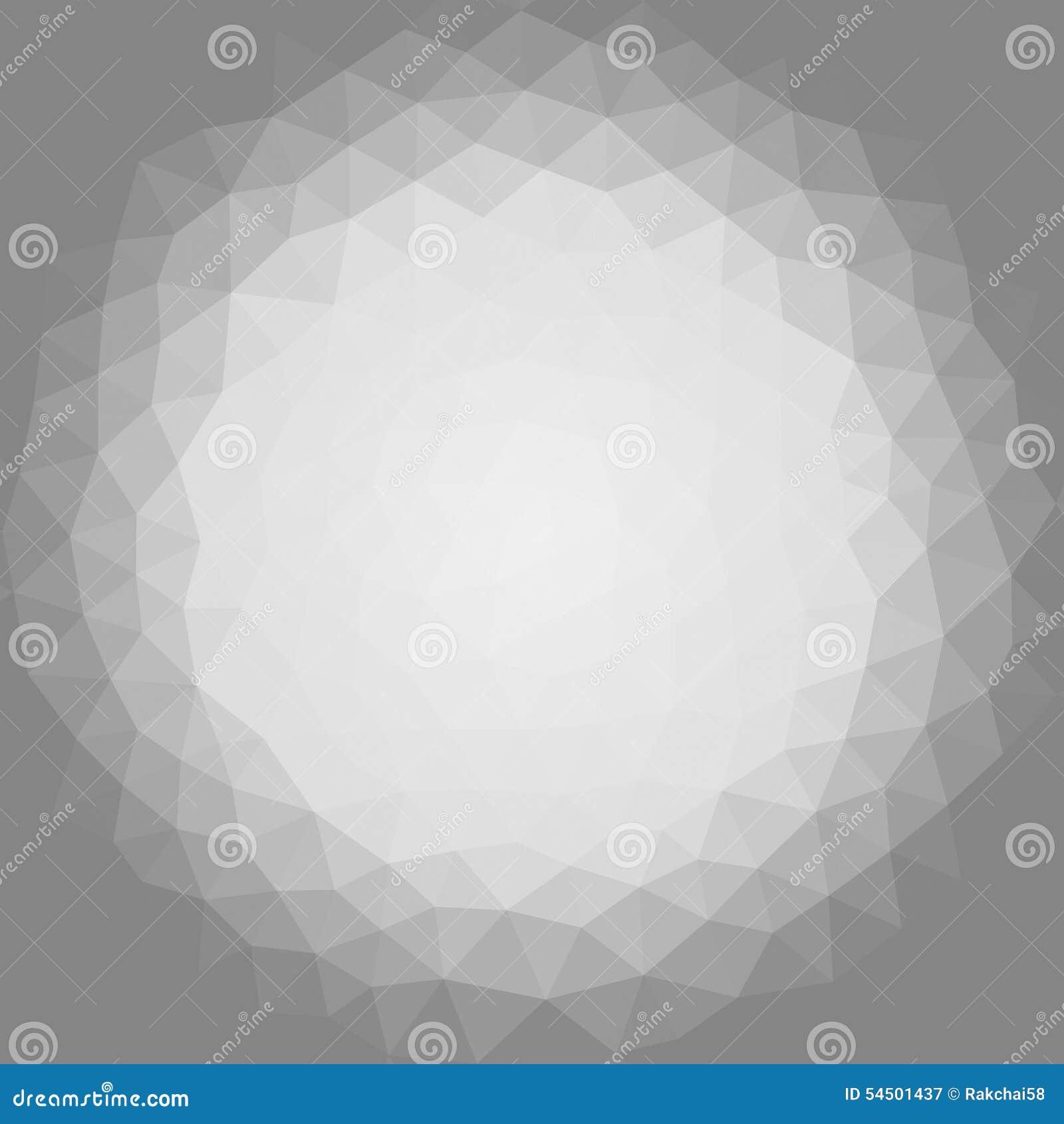 Fond géométrique de mosaïque de triangle