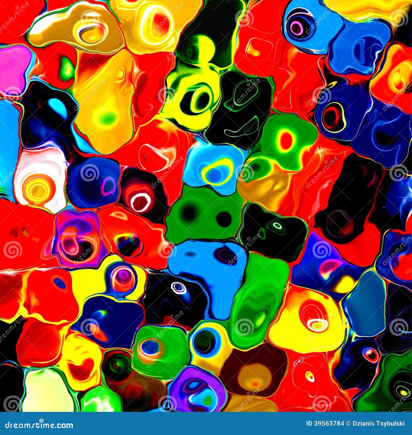 bunte farben téléchargement de vidéo
