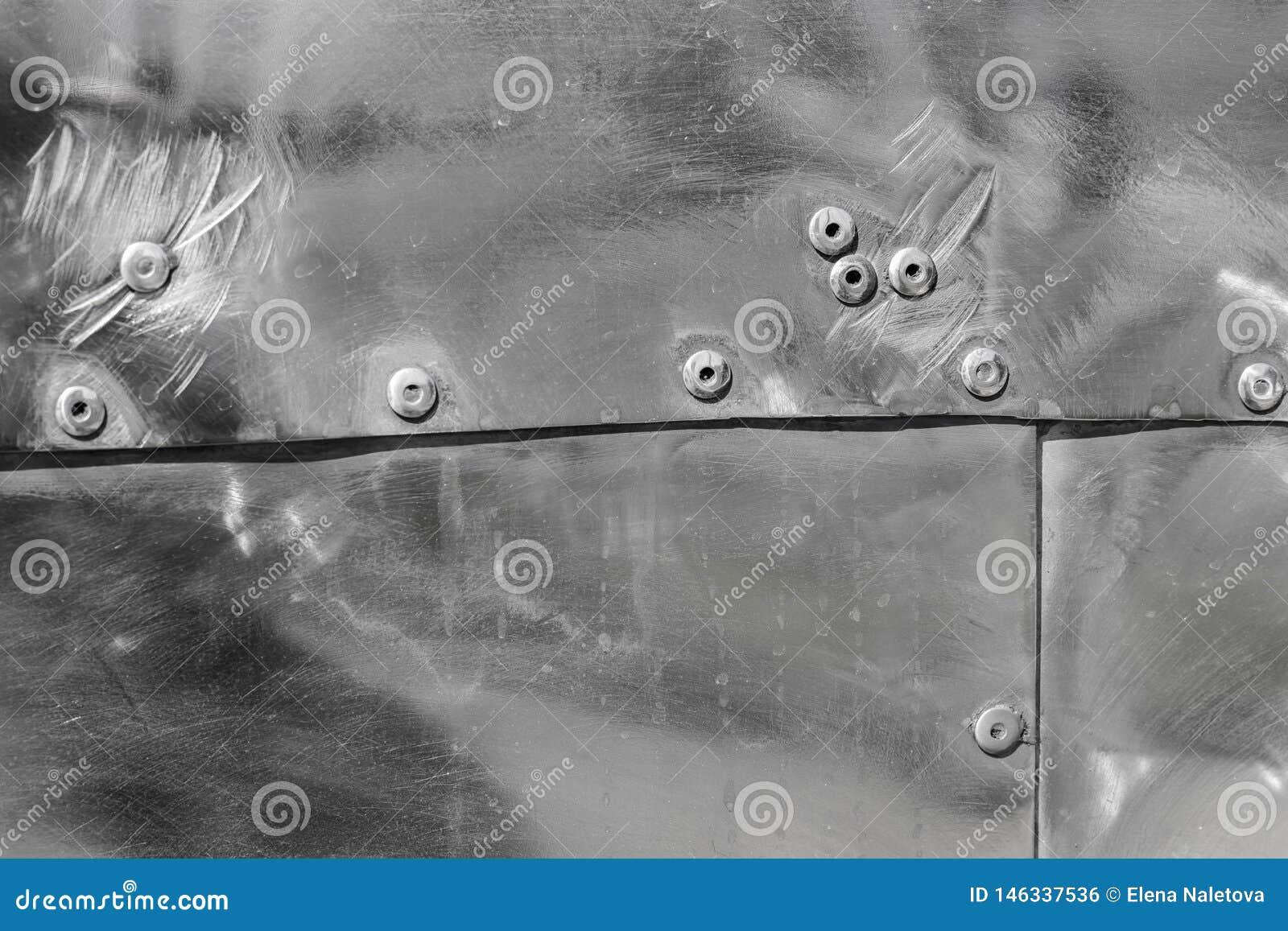 Fond gris grunge de texture de fer en métal avec l espace pour le texte ou l image