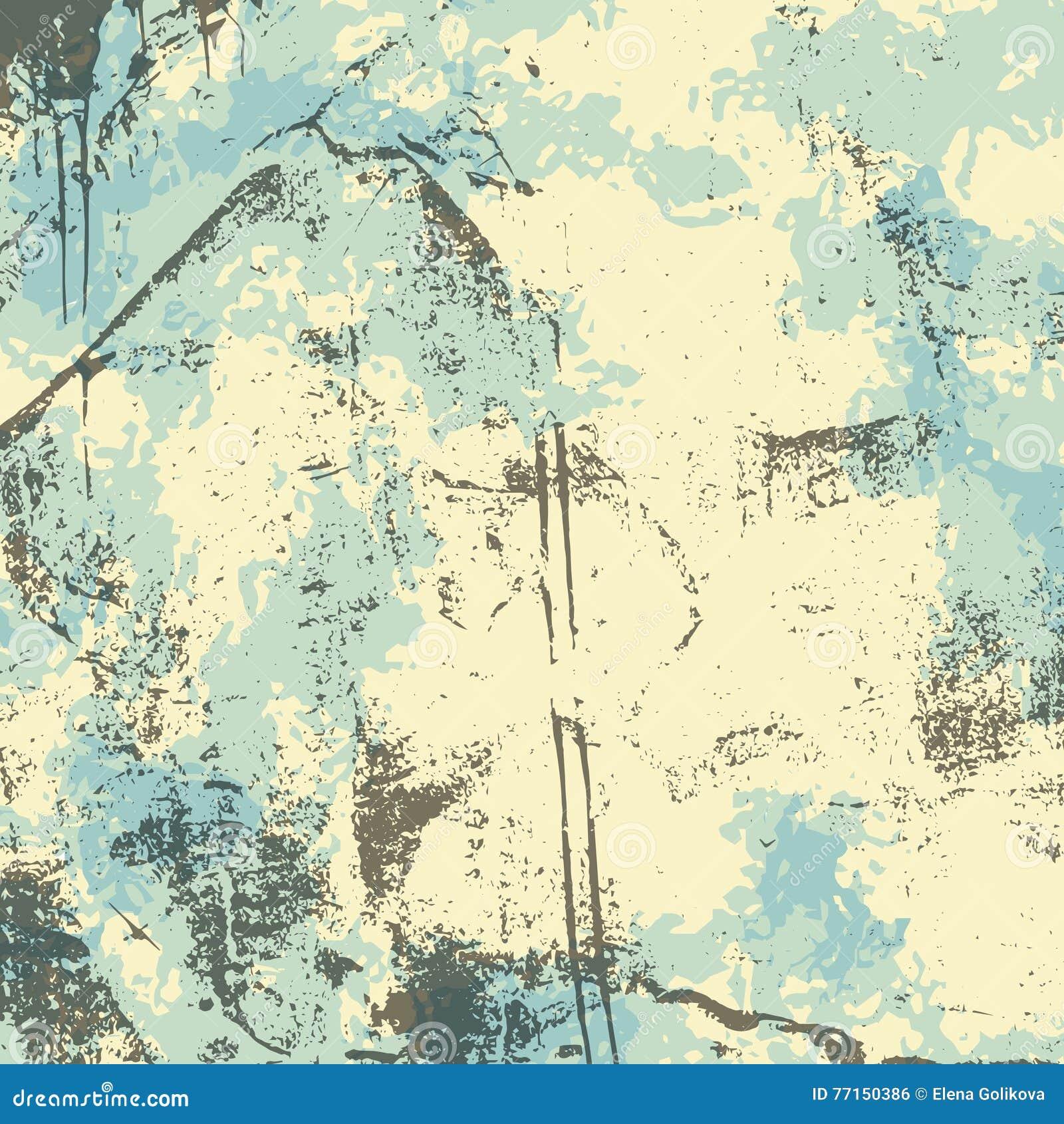 Fond grunge beige de gris bleu