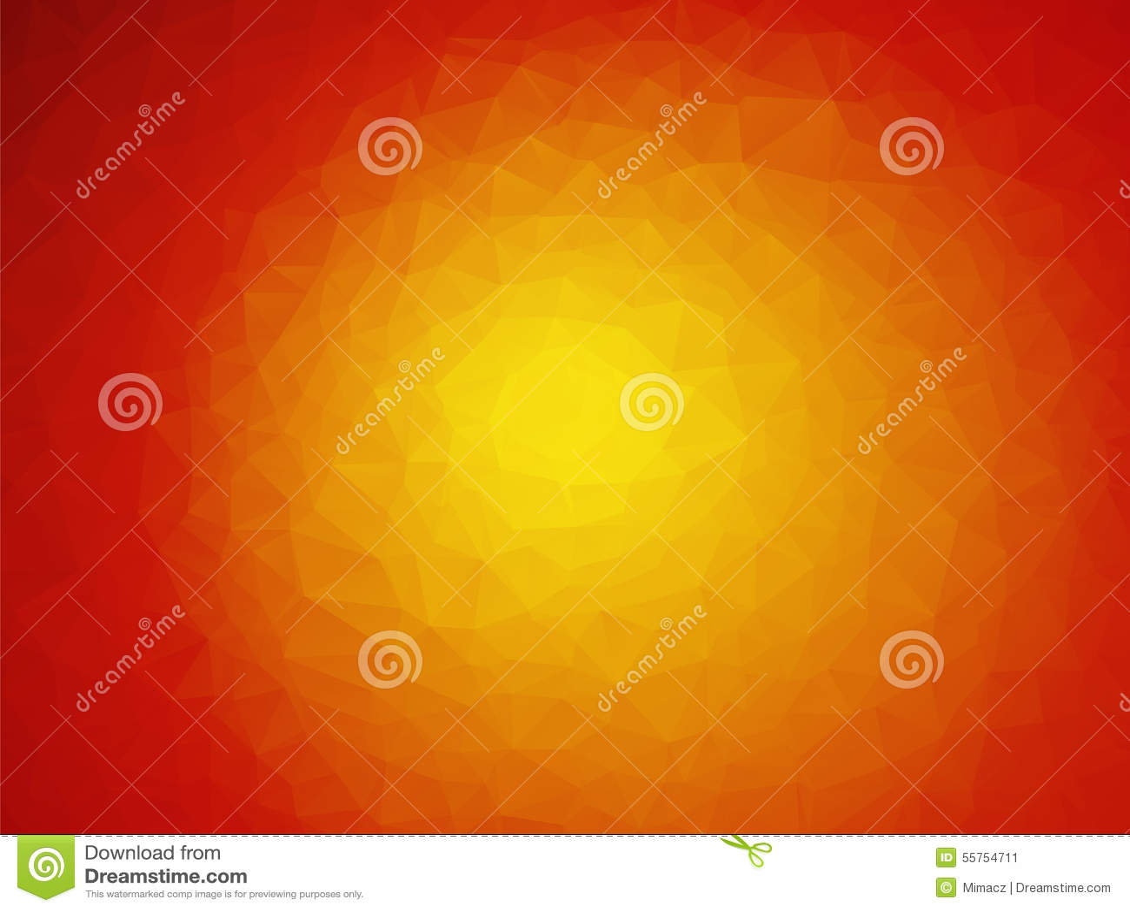 fond jaune orange rouge illustration de vecteur illustration du plat 55754711. Black Bedroom Furniture Sets. Home Design Ideas