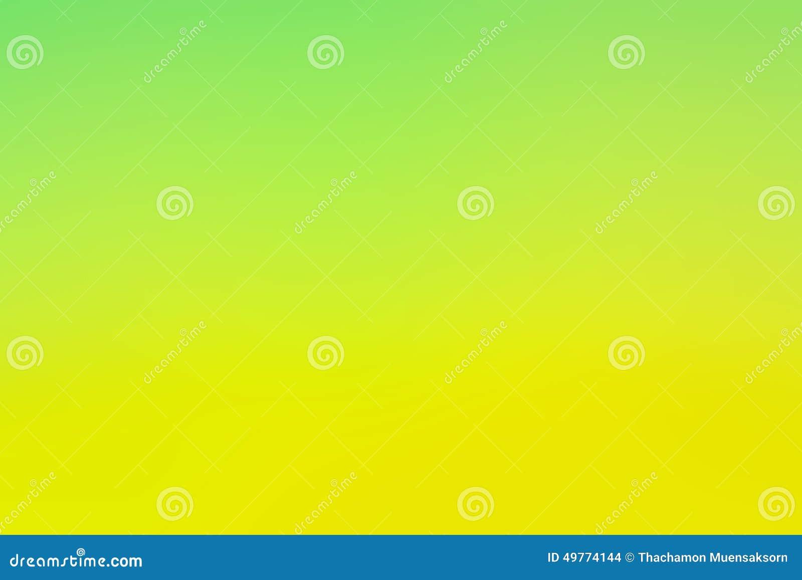 Fond Jaune Vert Trouble Abstrait De Couleur Photo stock   Image du