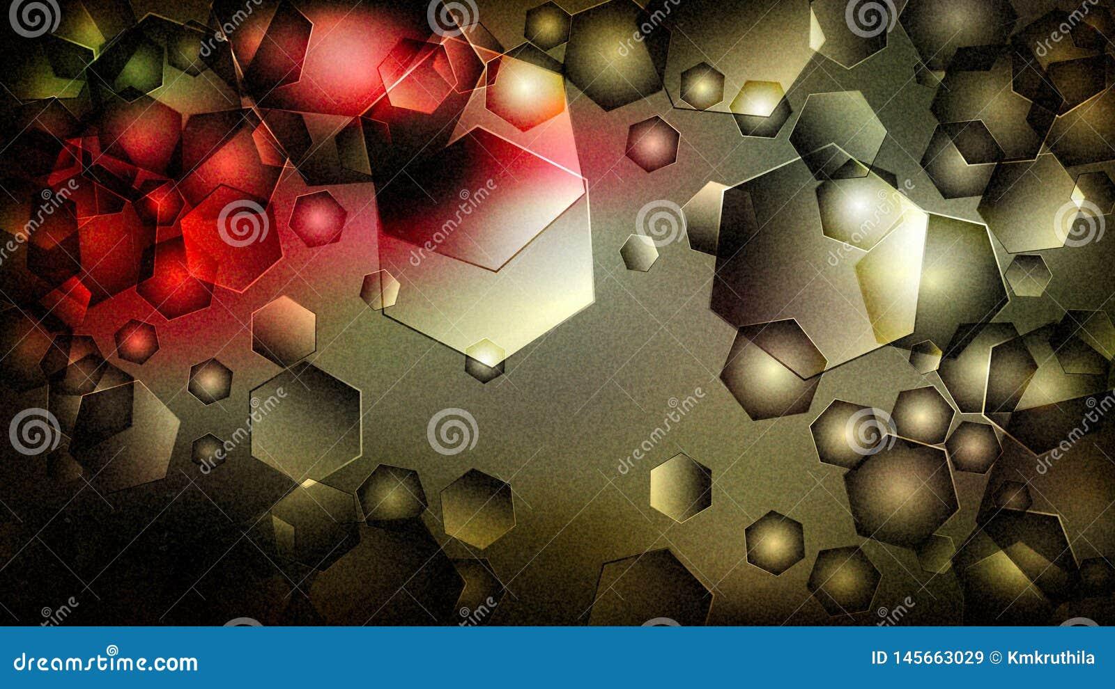 Fond ?l?gant de conception de l industrie graphique d illustration d Art Pattern Design Beautiful de fractale