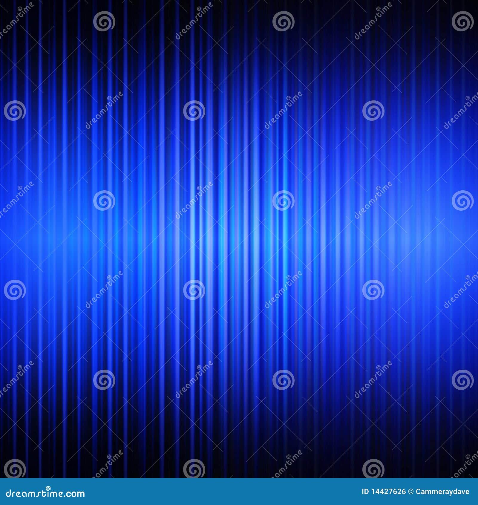 Fond linéaire abstrait bleu