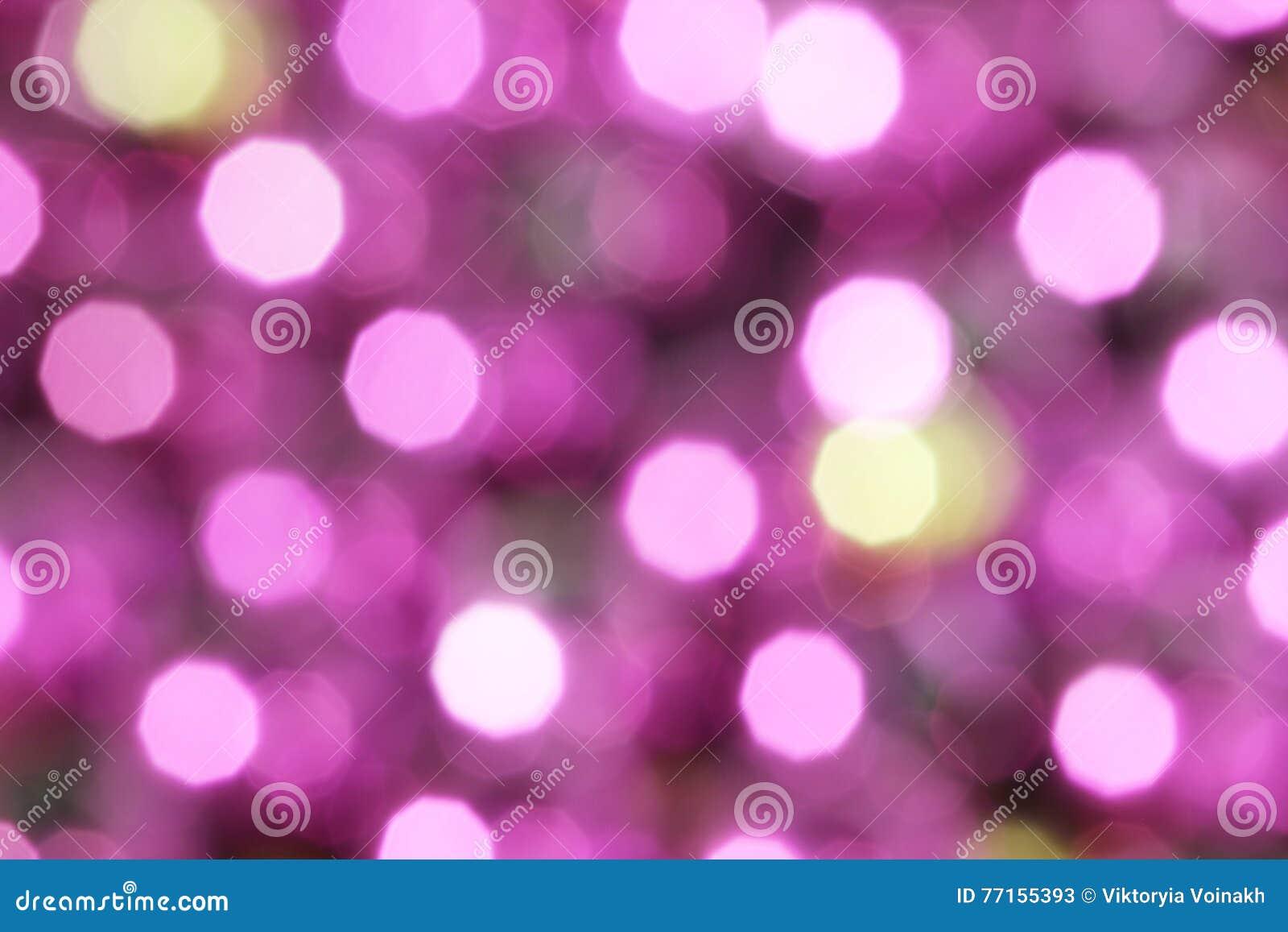 Fond lumineux de Blured