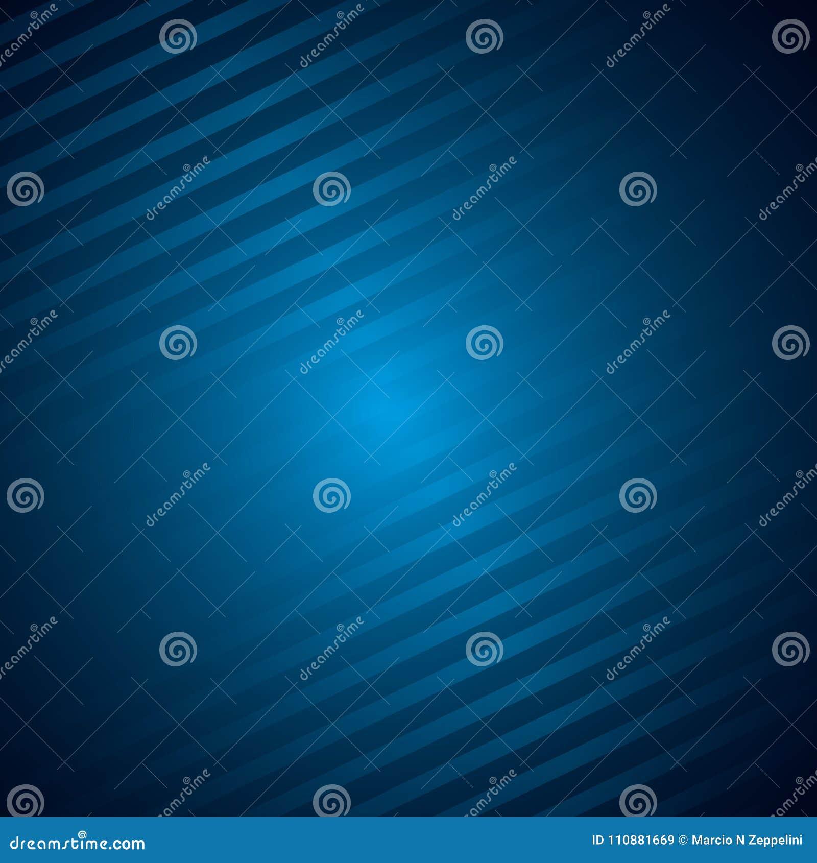 Fond métallique bleu-foncé avec des lignes