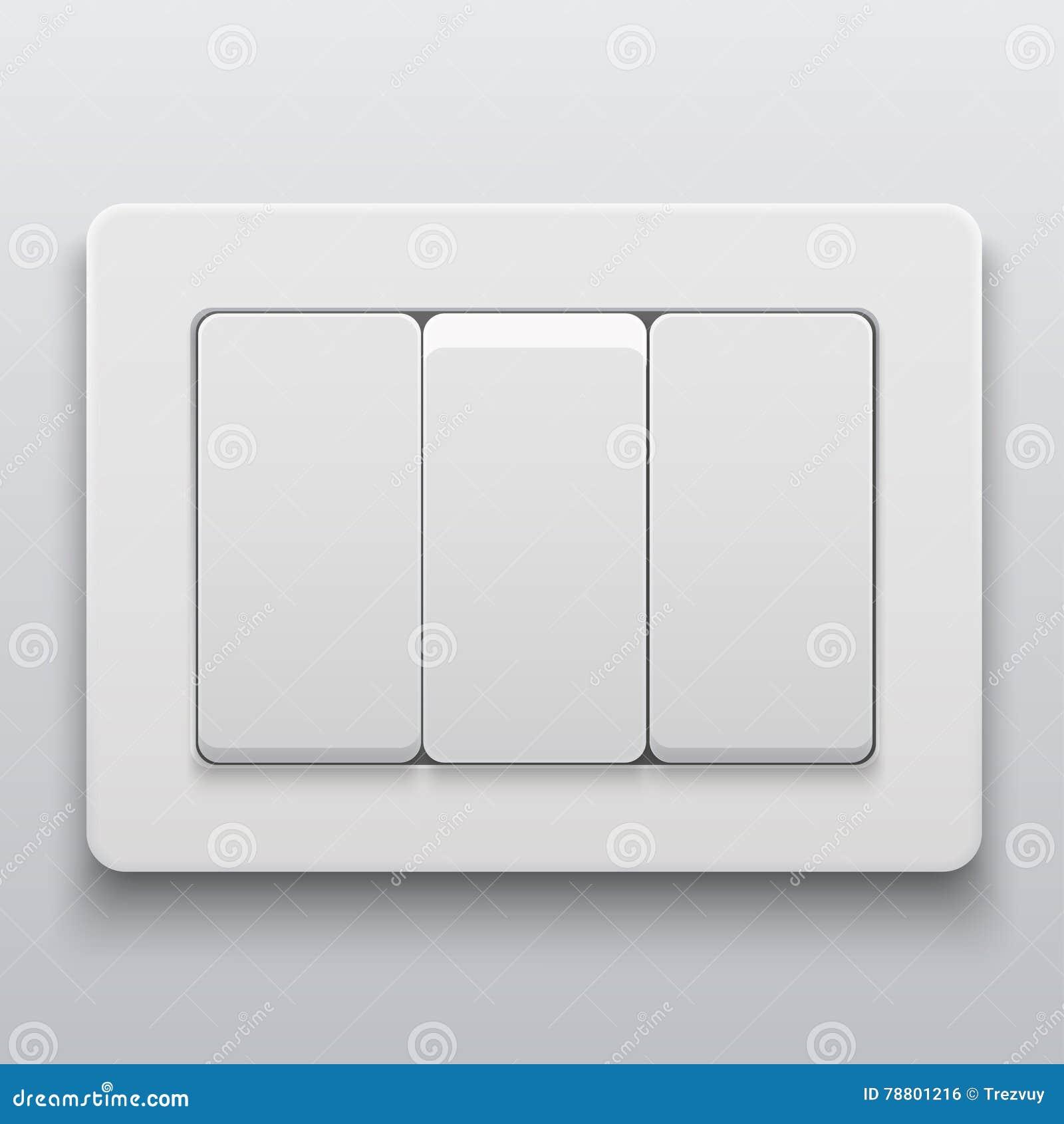 fond moderne d 39 ic ne d 39 interrupteur de lampe de vecteur illustration de vecteur image 78801216. Black Bedroom Furniture Sets. Home Design Ideas