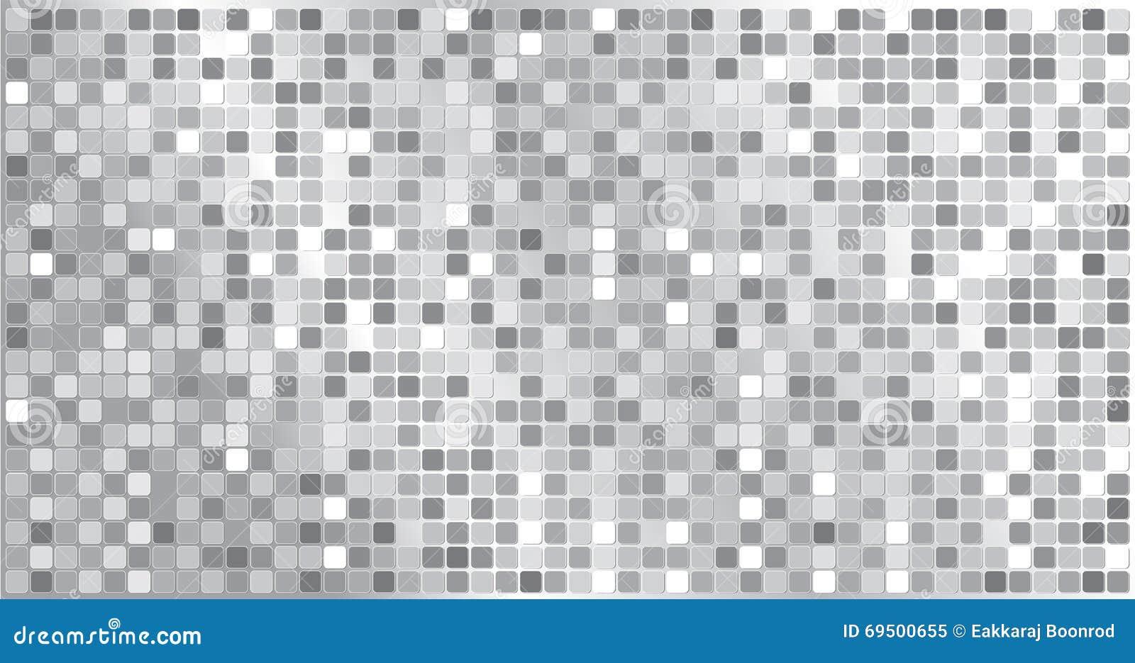 Fond moderne de texture de mosa que de miroir illustration for Miroir texture