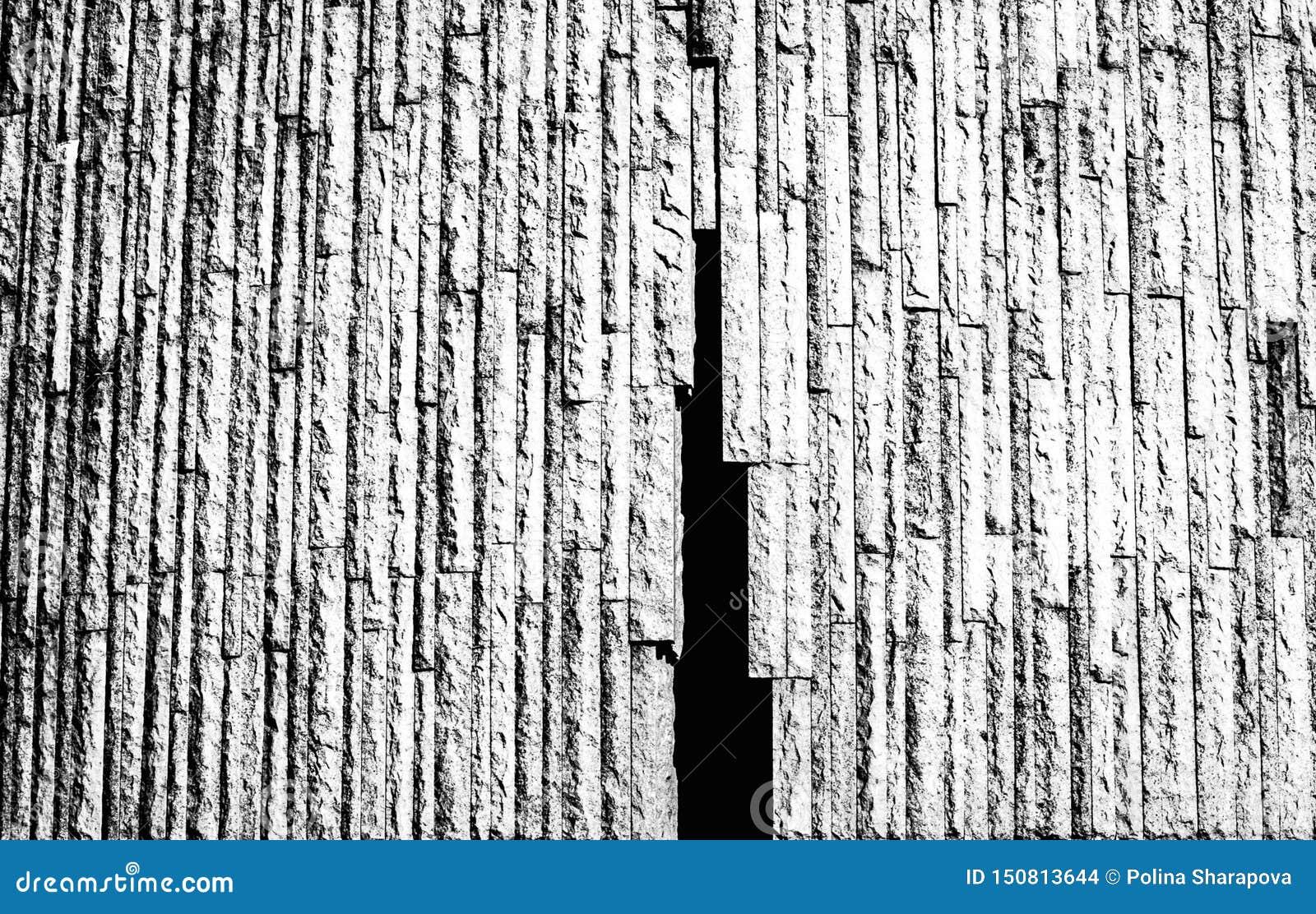 Fond monochrome de photo, lignes gris-clair et en bois texture ou bambou
