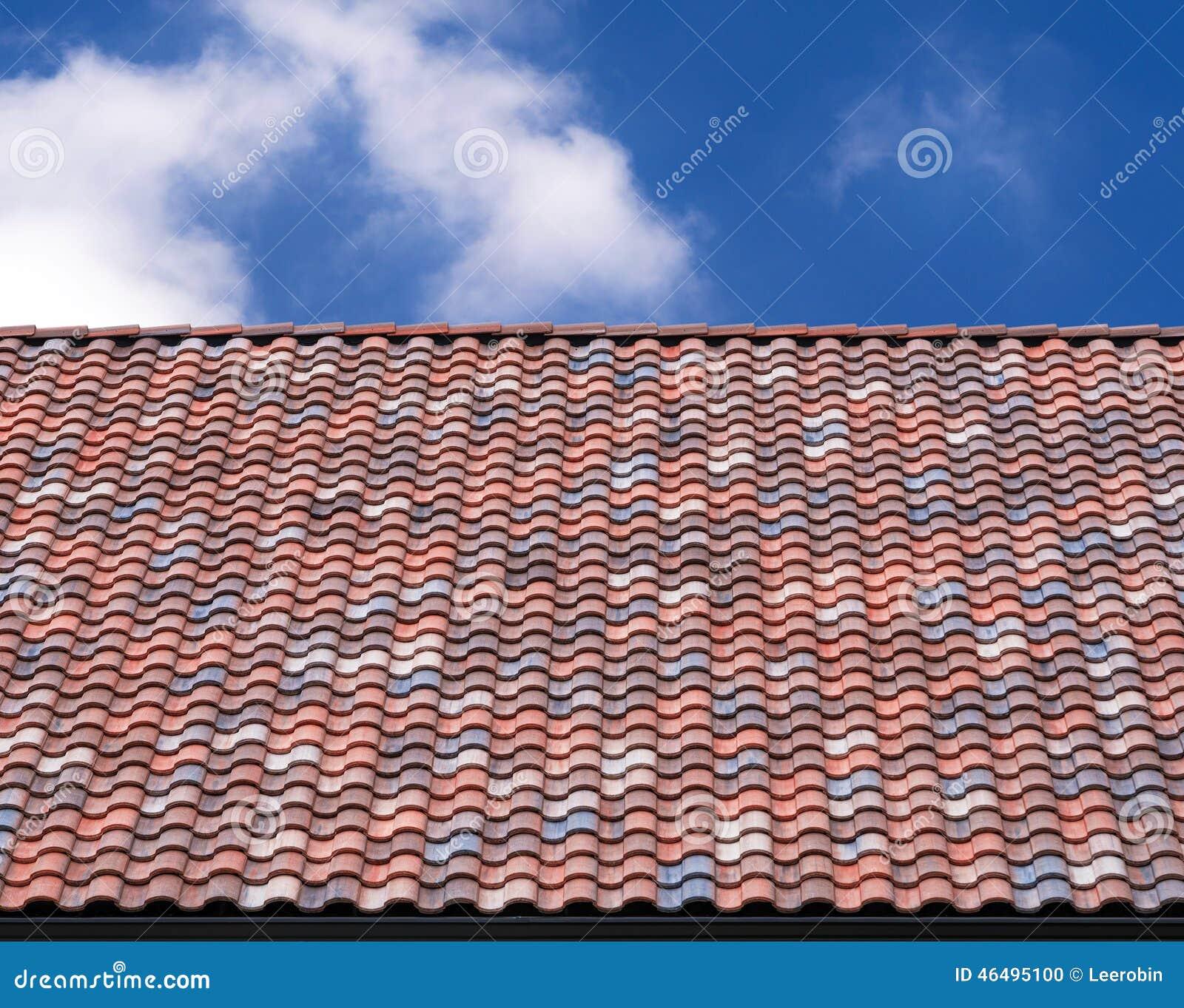 Fond multicolore de tuile de toit stock photos 110 images for Prix tuile fond plat