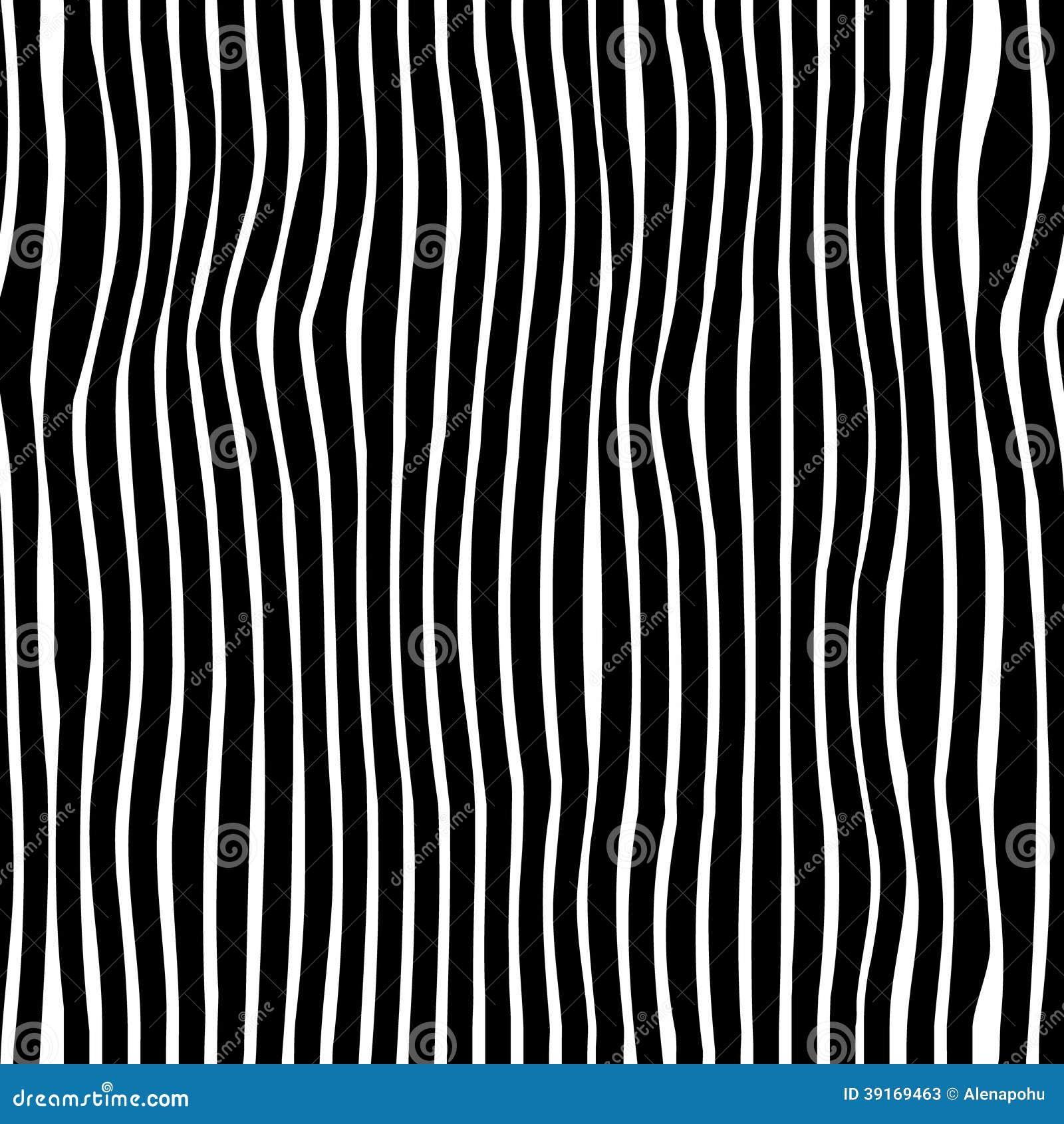 fond noir et blanc sans couture de rayures illustration de. Black Bedroom Furniture Sets. Home Design Ideas