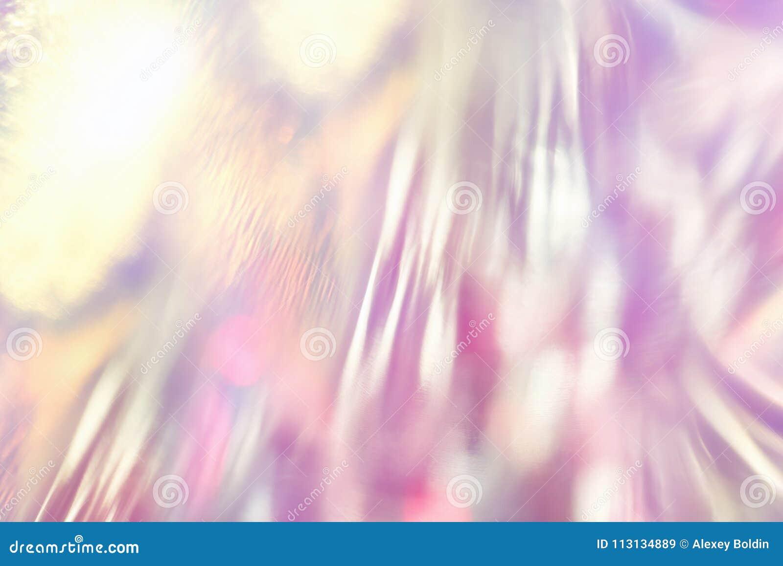 Fond olographe vibrant de fantaisie abstrait d aluminium