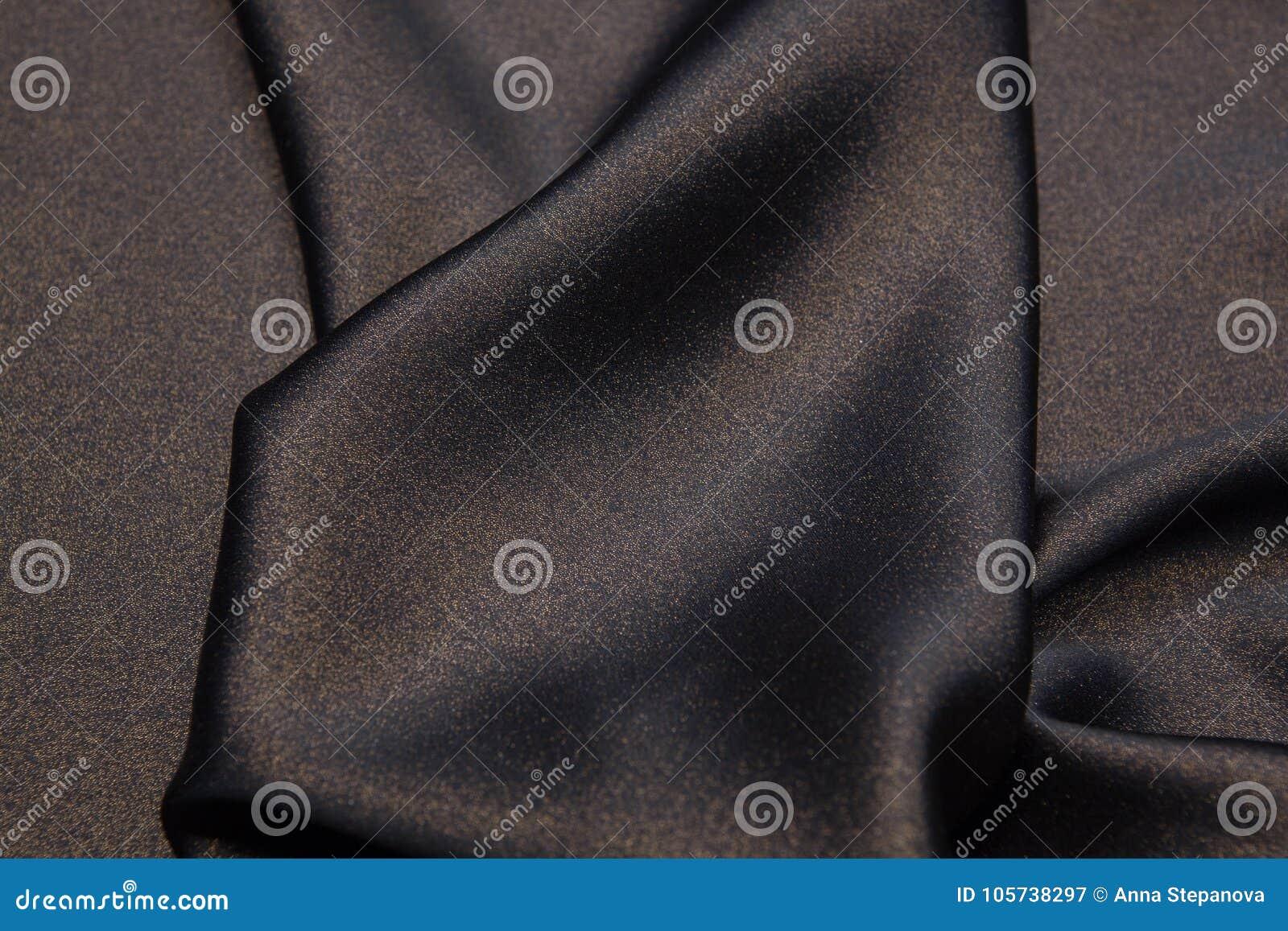 Fond onduleux de texture de plan rapproché de tissu