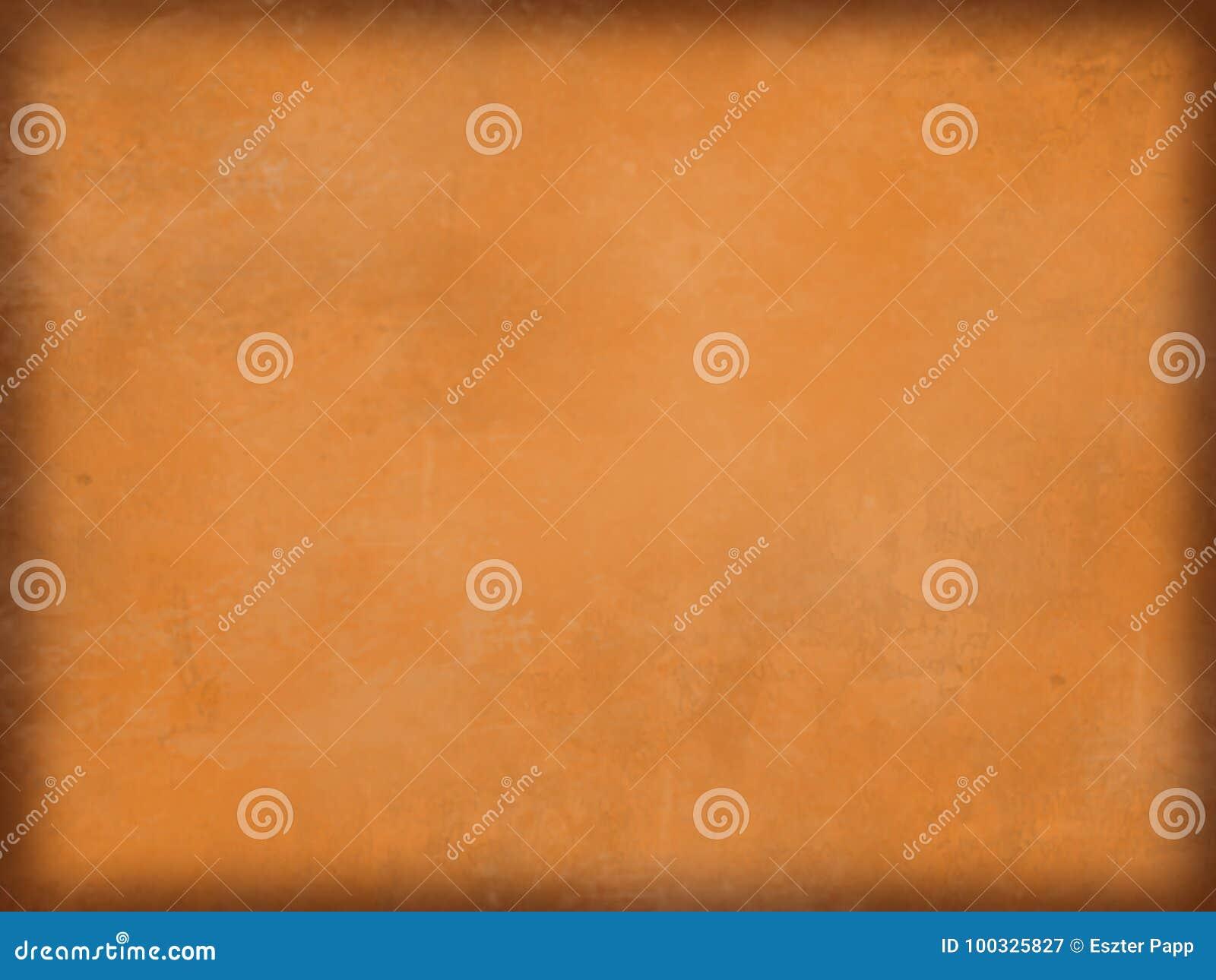Fond orange de texture de Halloween