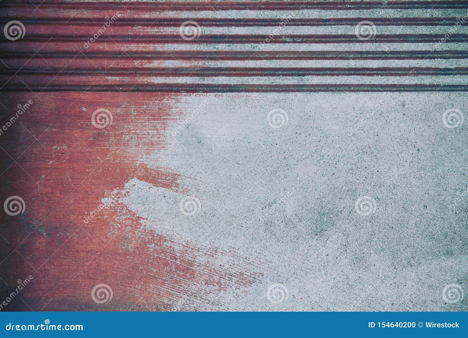 Fond ou papier peint superficiel par les agents grunge rouillé en métal