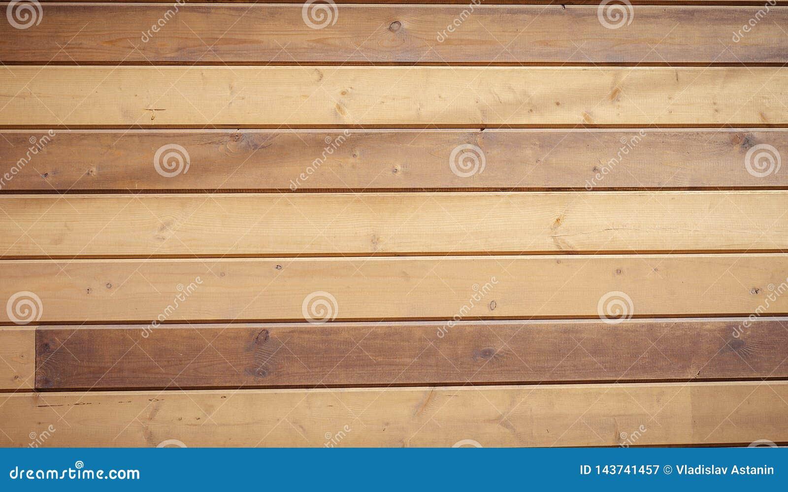 Fond ou texture en bois de leurs bâtons horizontaux