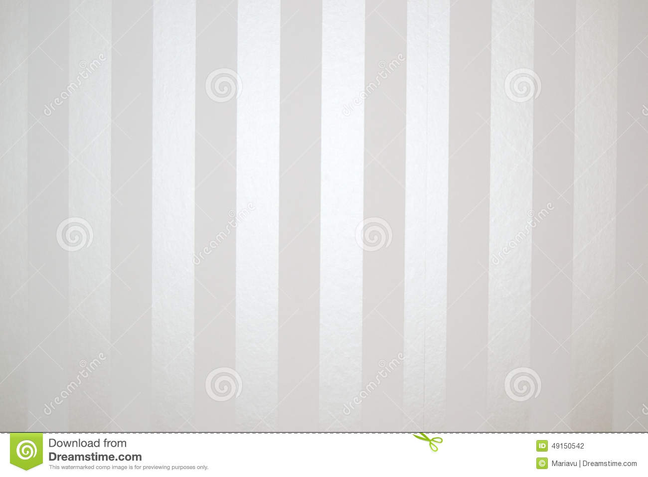 Fond ray papier peint de satin blanc photo stock image for Papier peint raye gris et blanc