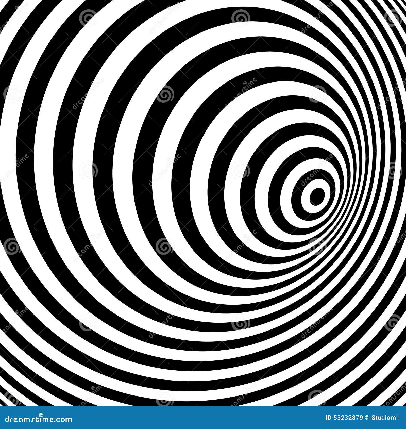 Fond ray abstrait noir et blanc illustration de vecteur for Art minimaliste noir et blanc