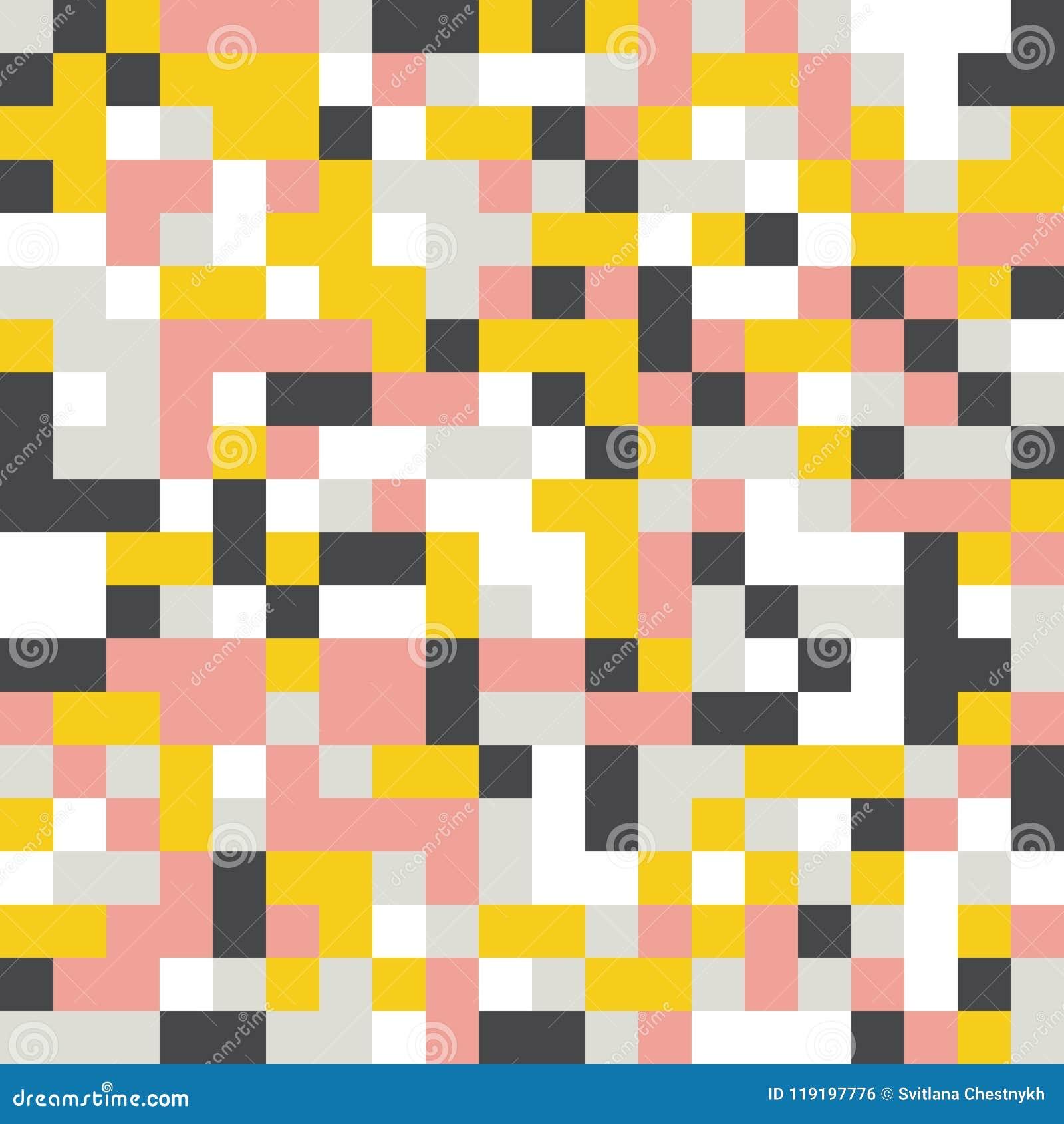 Papier Peint Jaune Moutarde fond rose et blanc jaune et gris de moutarde, fond