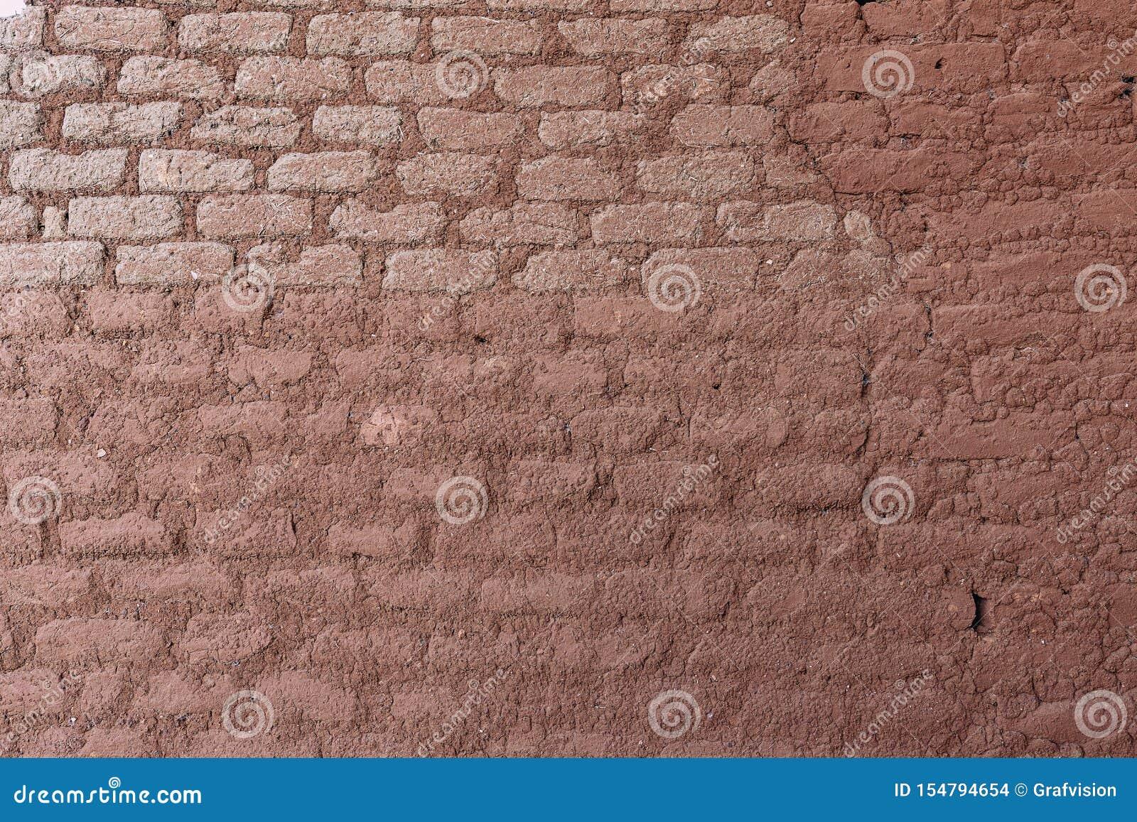 Fond rouge de mur de briques