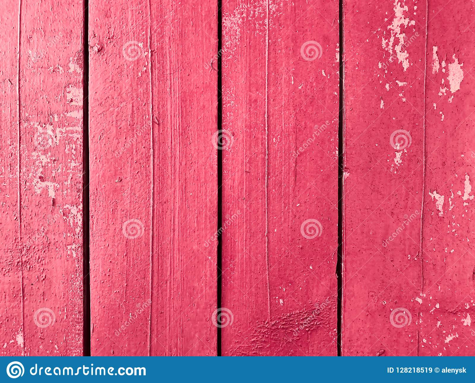 Fond Texture Des Vieux Panneaux En Bois Sales De Couleur Rose Image