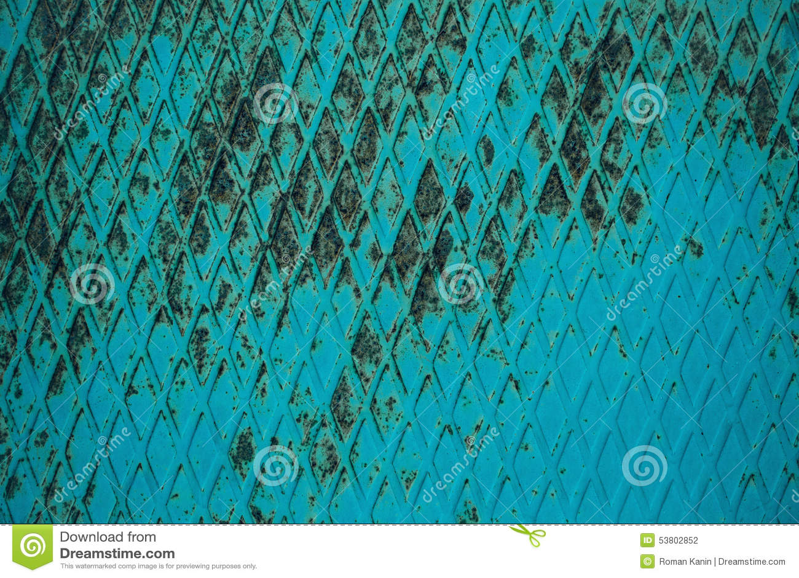 Fond texturisé de papier peint de panneau rouillé en métal