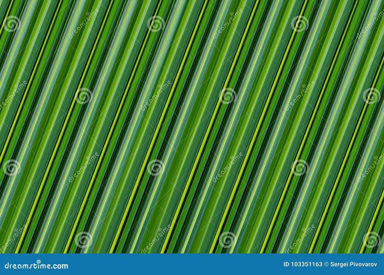 Fond vert abstrait conception naturelle de modèle d eco de feuille de banane de texture