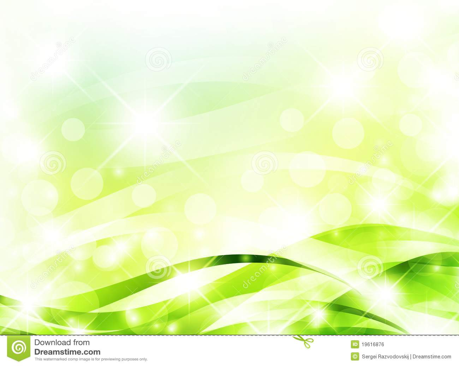 Fond Vert Clair fond vert clair lumineux illustration de vecteur. illustration du