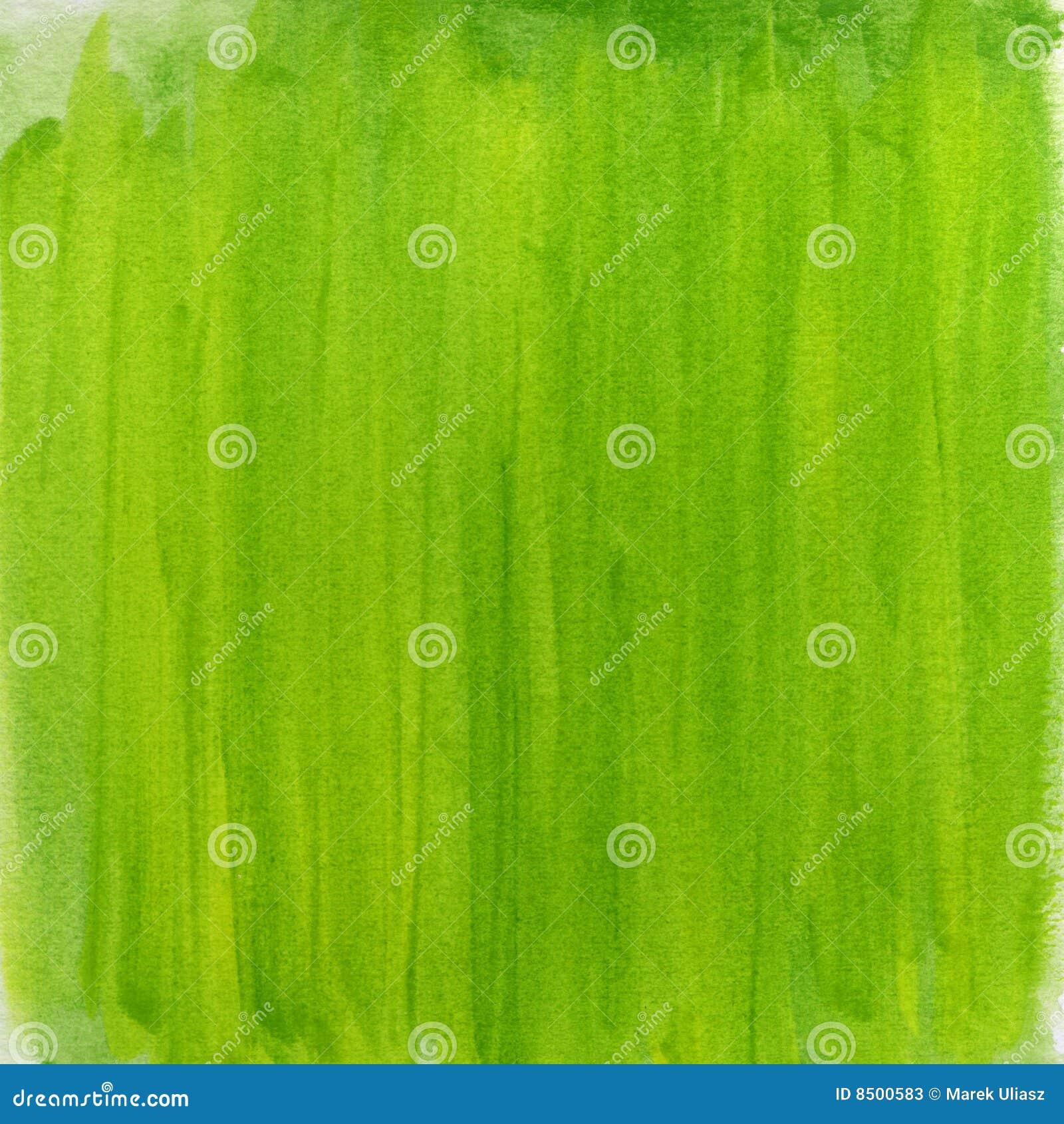 fond vert d 39 abr g sur aquarelle de printemps photos stock image 8500583. Black Bedroom Furniture Sets. Home Design Ideas