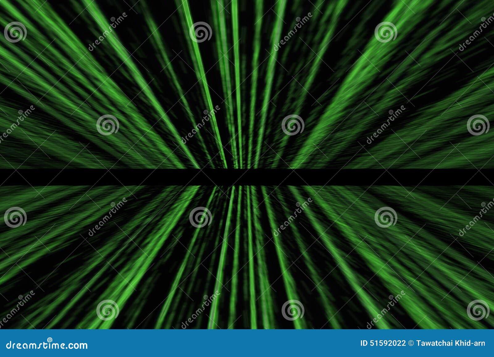 fond vert d 39 abr g sur matrice avec la perspective illustration stock image 51592022. Black Bedroom Furniture Sets. Home Design Ideas