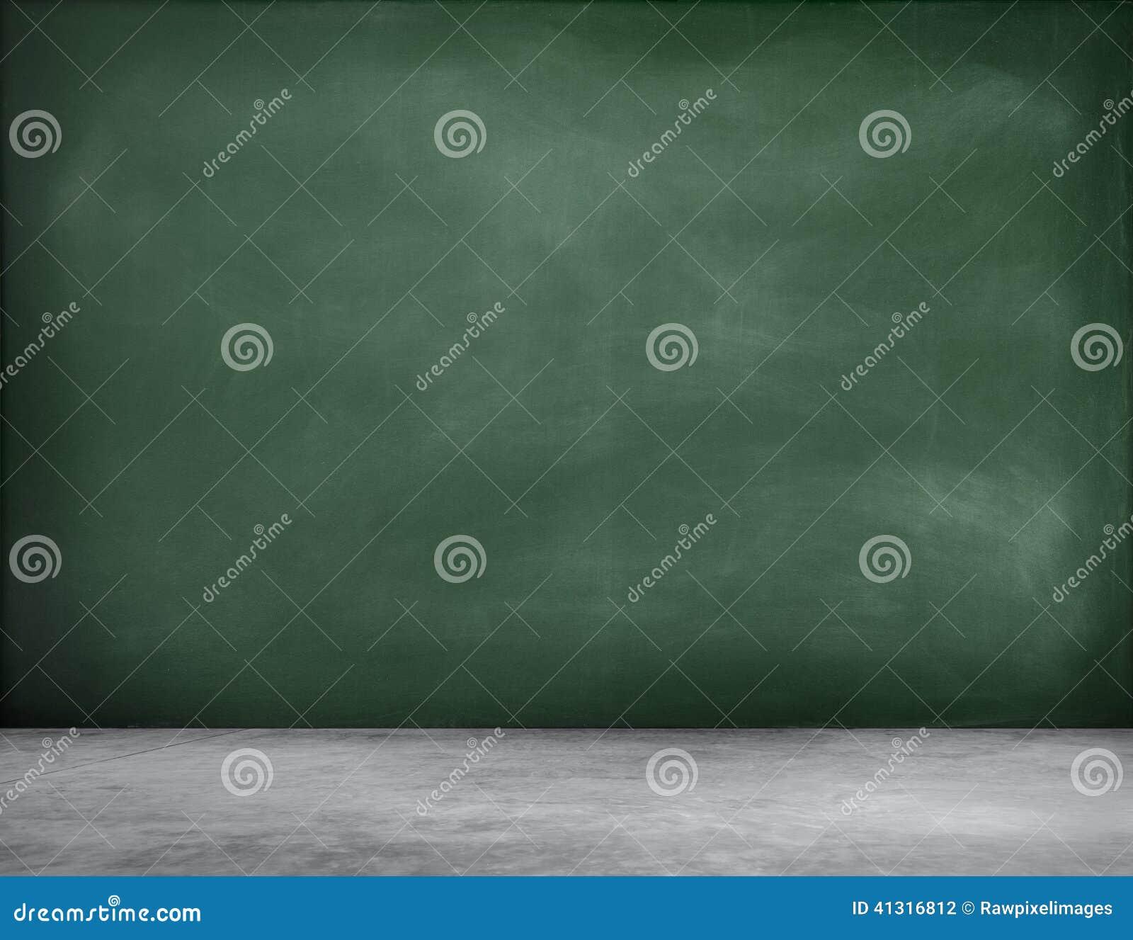 fond vert de tableau noir avec la craie illustration stock image 41316812. Black Bedroom Furniture Sets. Home Design Ideas
