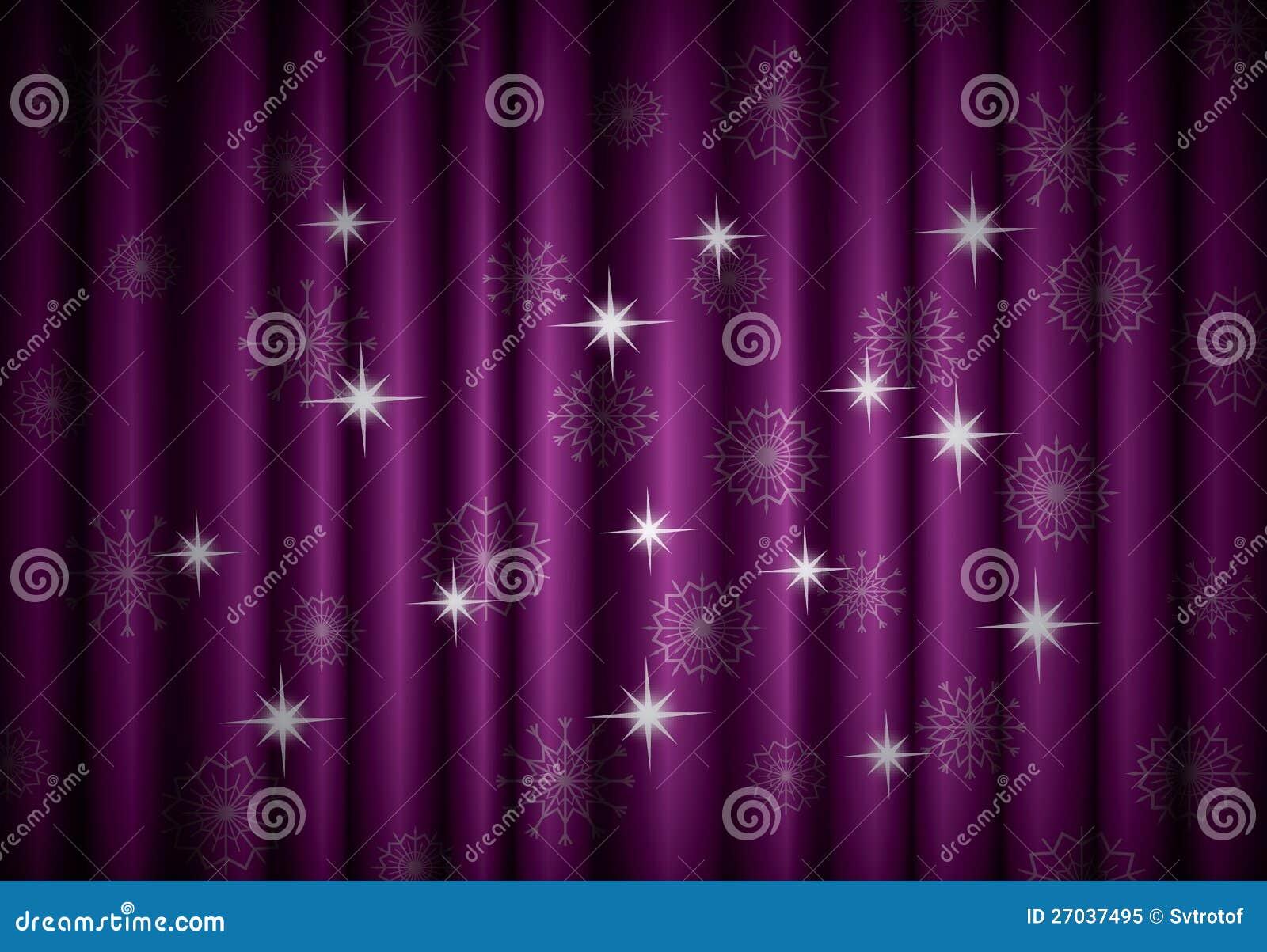 fond violet de rideau en no 235 l photo libre de droits image 27037495