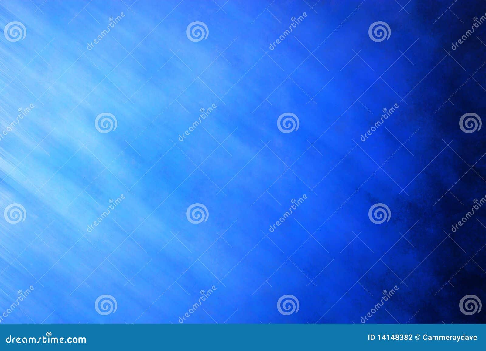 Fondo abstracto azul de Gradated