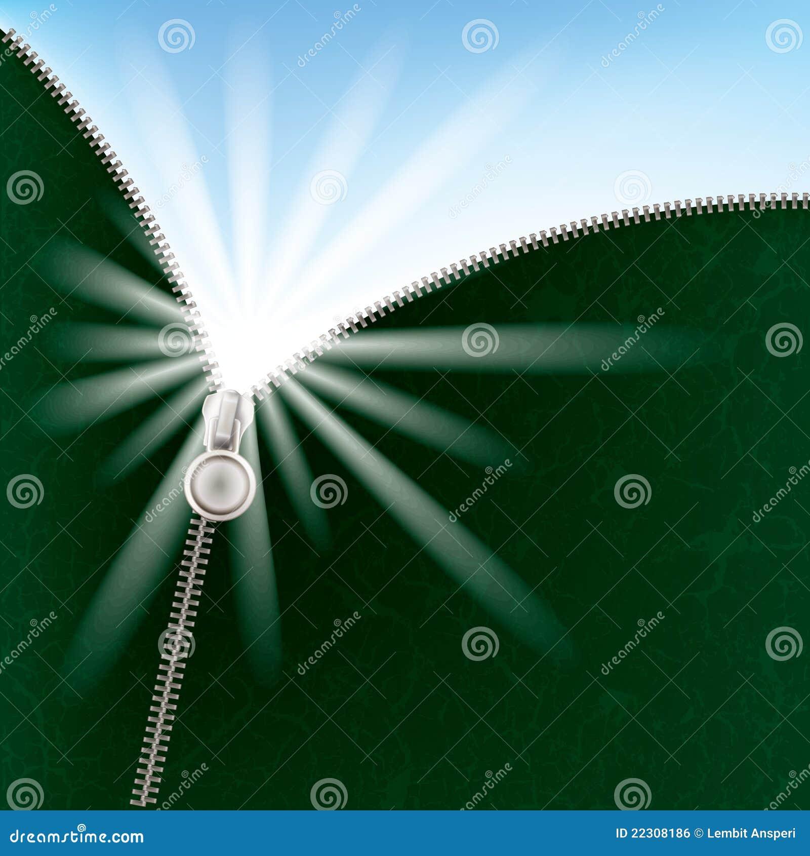 Fondo abstracto con luz del sol y la cremallera imagen de for Fondo del sol