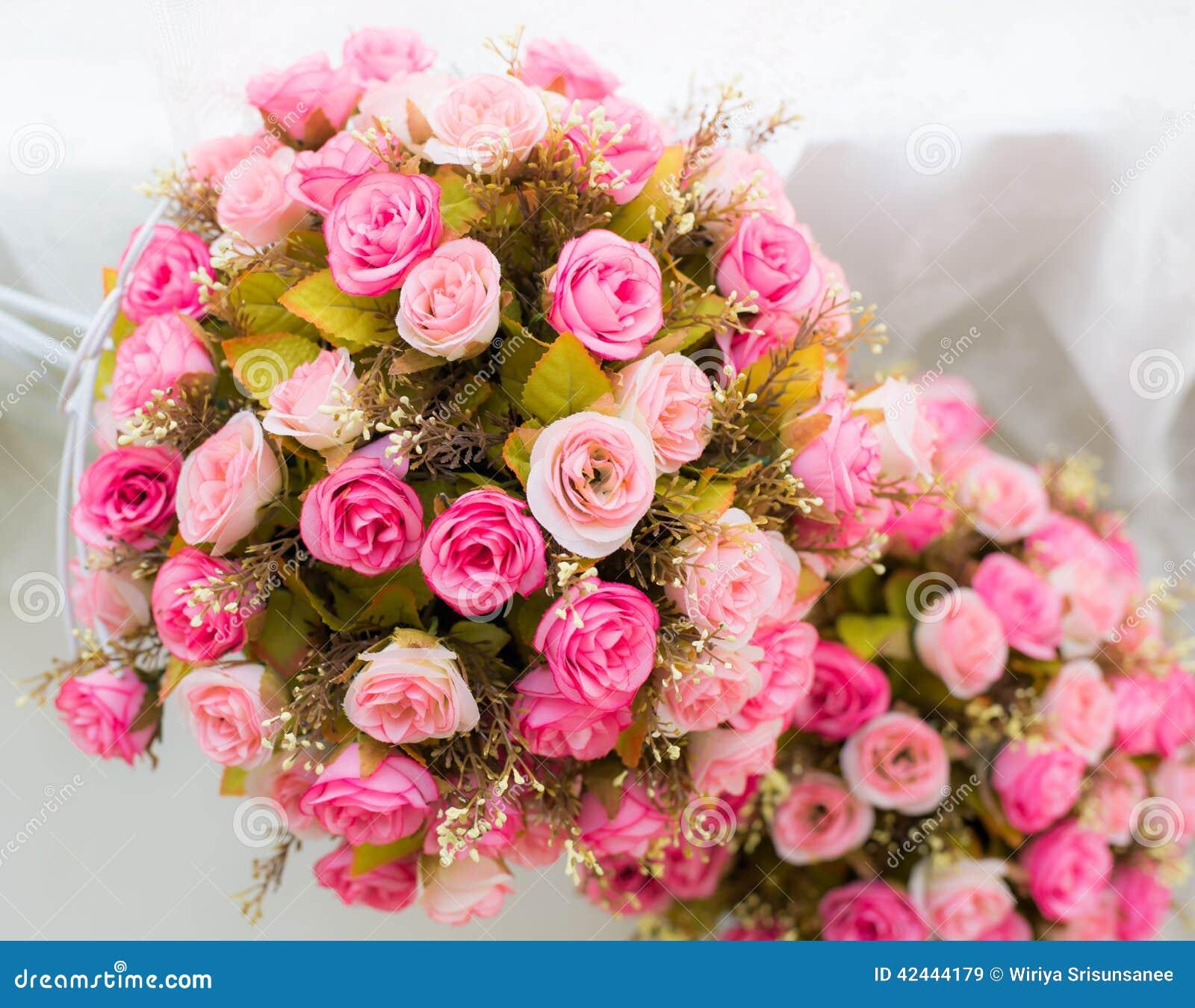 Fondo abstracto de flores