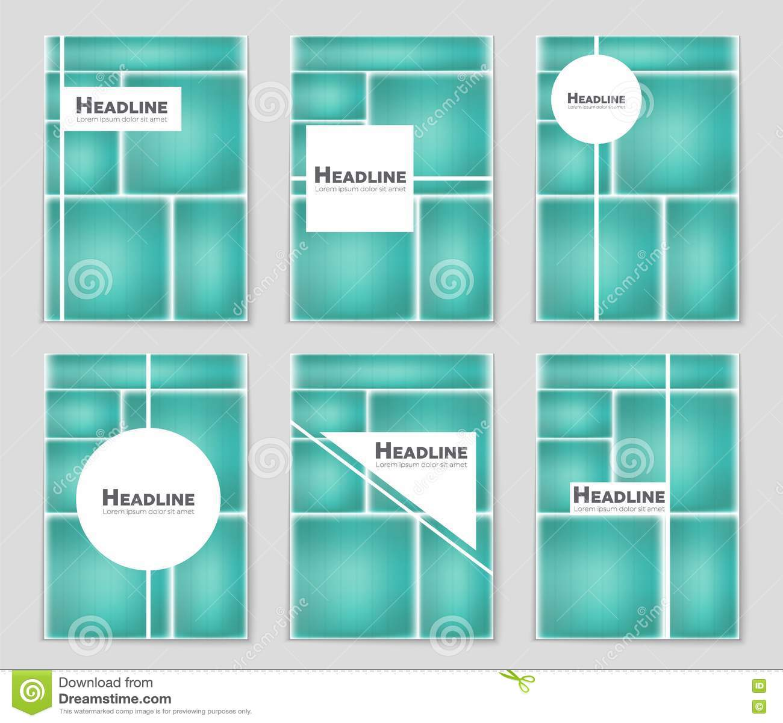Fondo Abstracto De La Disposición Para El Web Y App Móvil, Diseño De ...