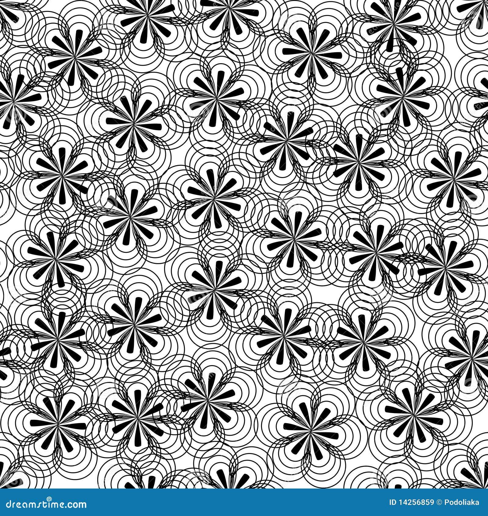 Fondo abstracto de la flor