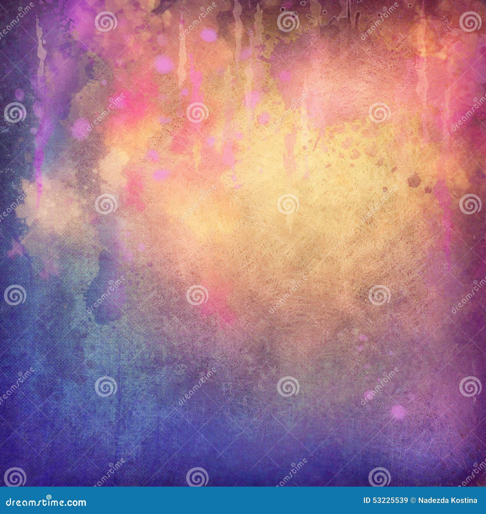 Fondo abstracto de la textura de la pintura