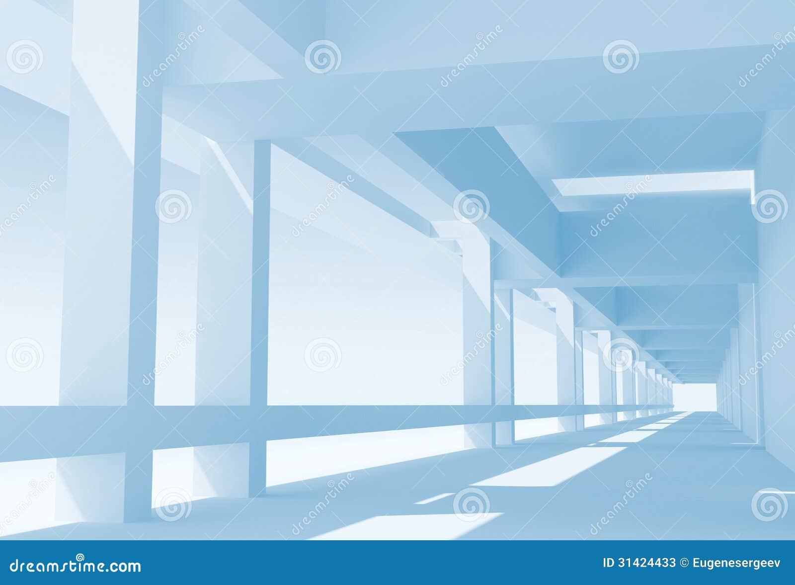 Fondo abstracto del azul de la arquitectura fotos de for Imagenes de arquitectura