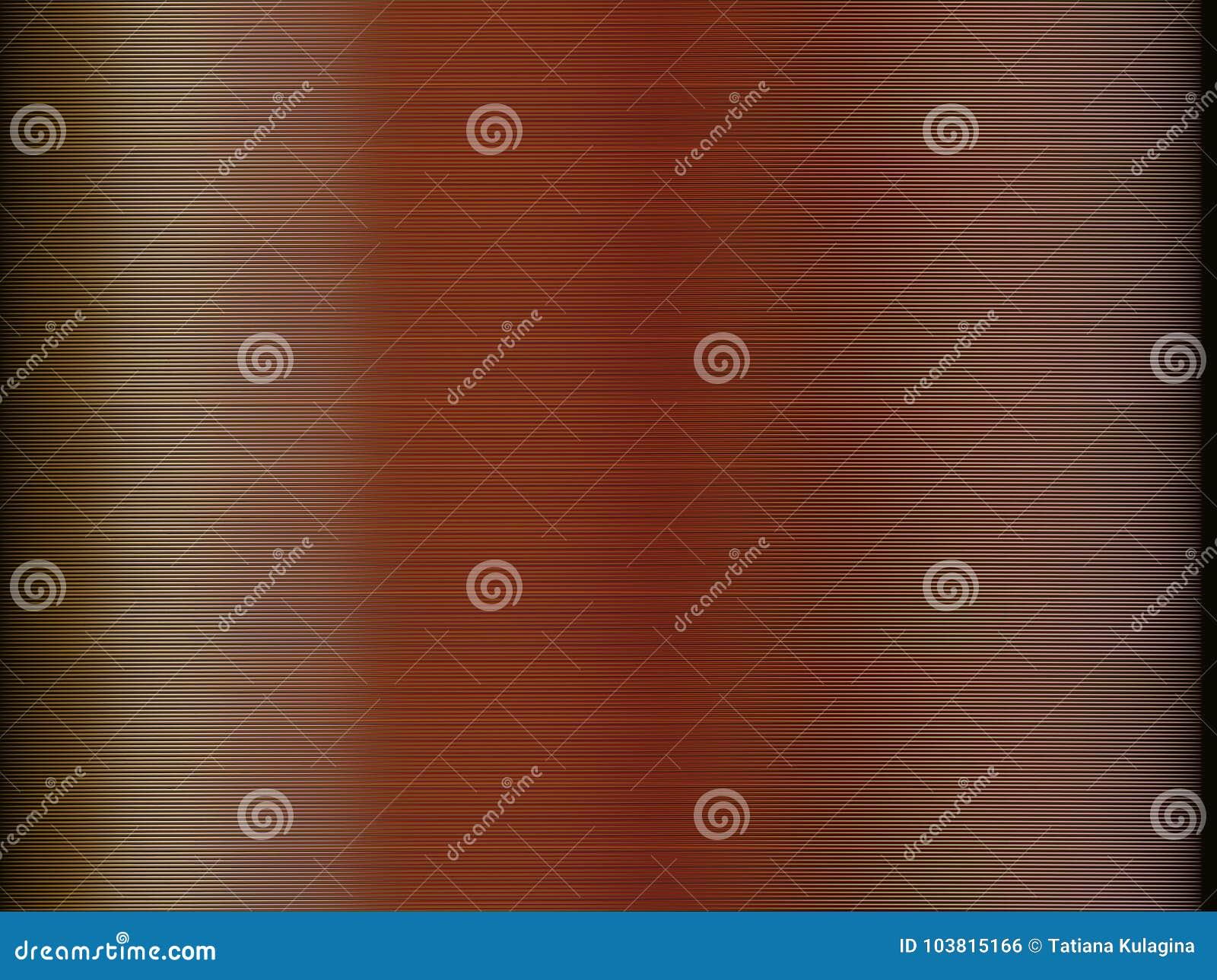 Fondo Abstracto Del Color Marron Stock De Ilustracion - El-color-marron