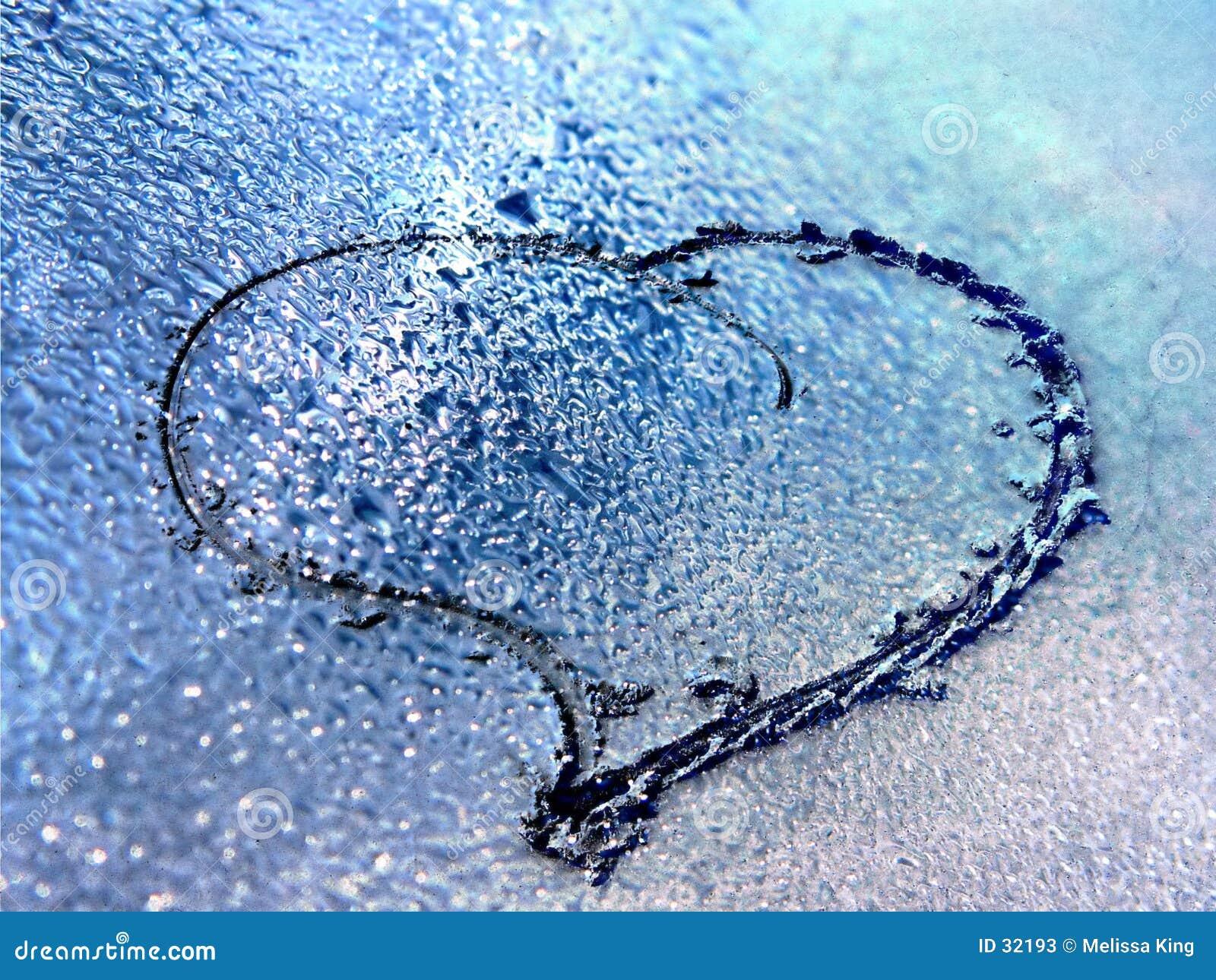 Fondo abstracto del corazón