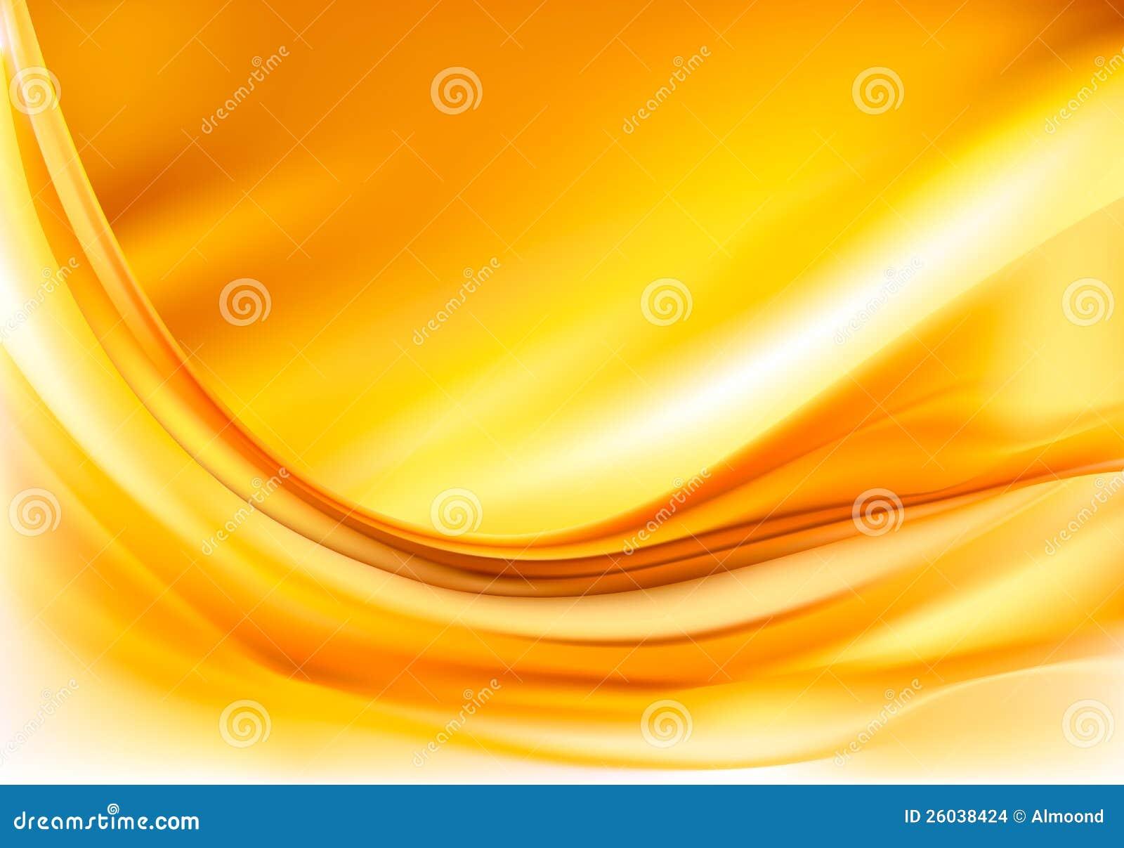 Fondo abstracto elegante del oro