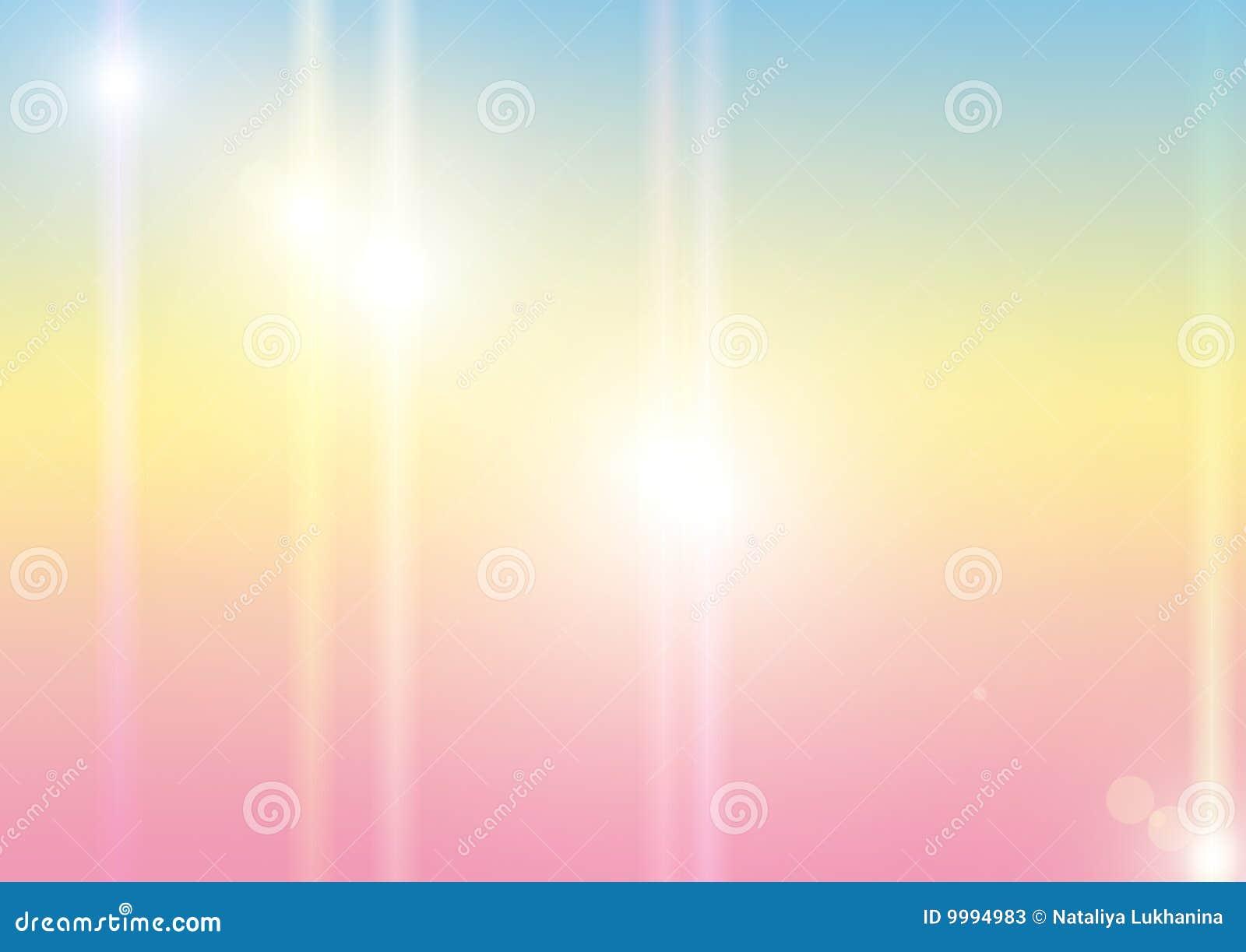 Fondo Abstracto En Tonos En Colores Pastel Fotos De