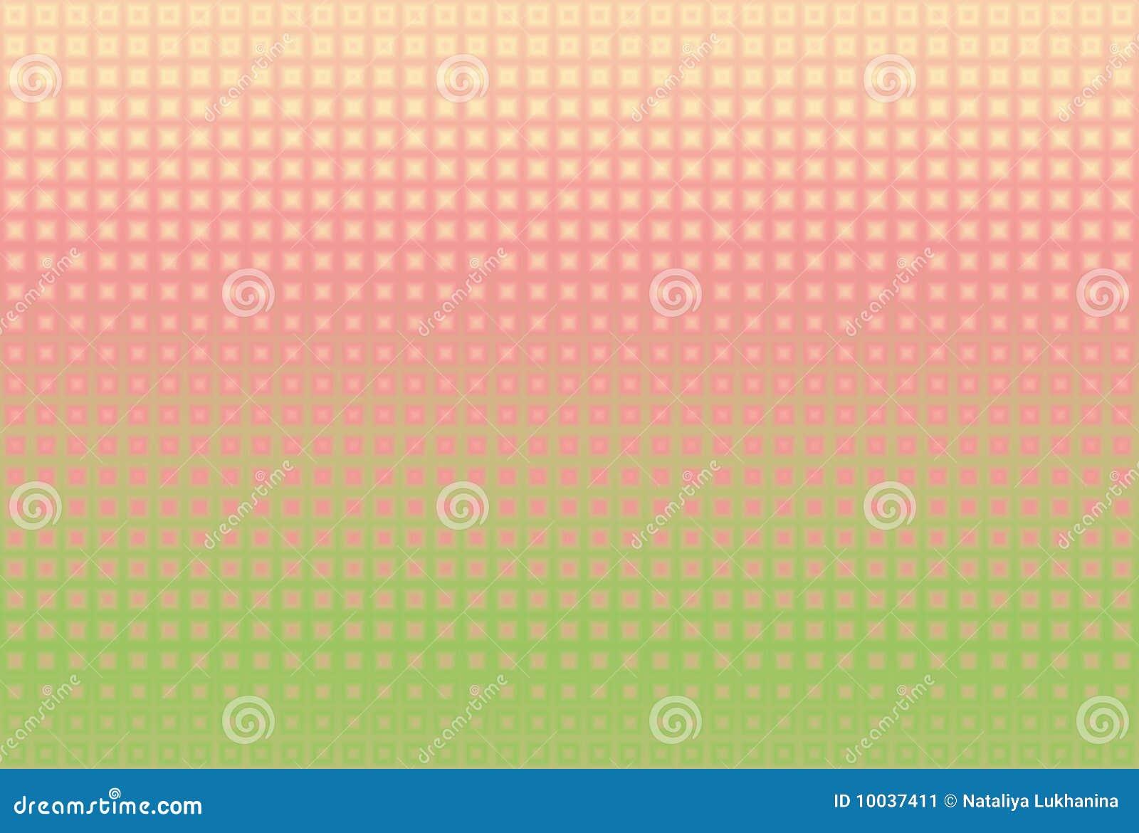 Fondo abstracto multicolor con un modelo