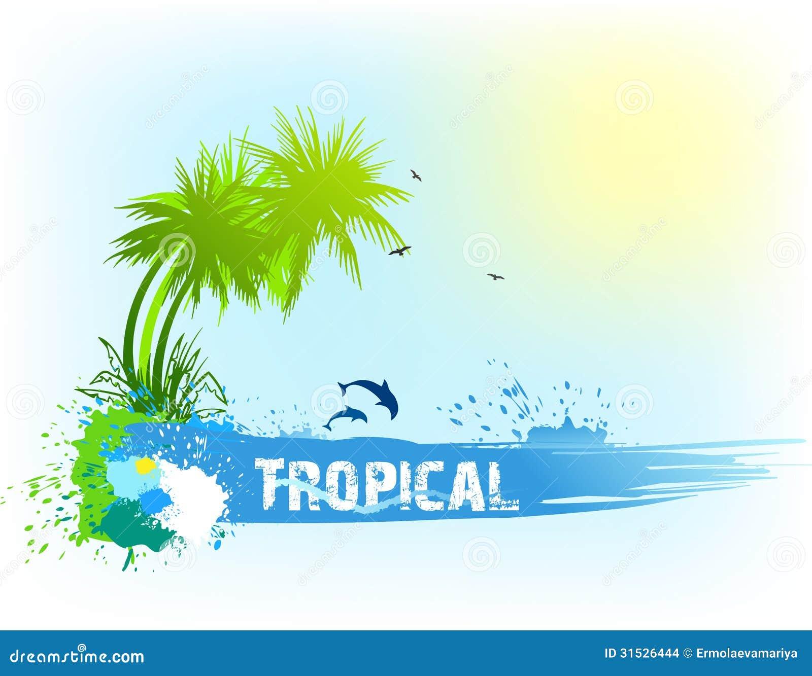 Tropic Art Design