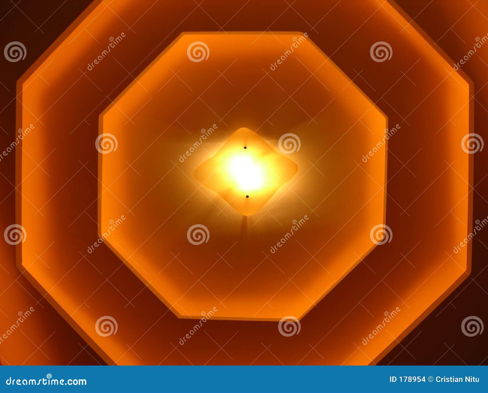 Fondo anaranjado