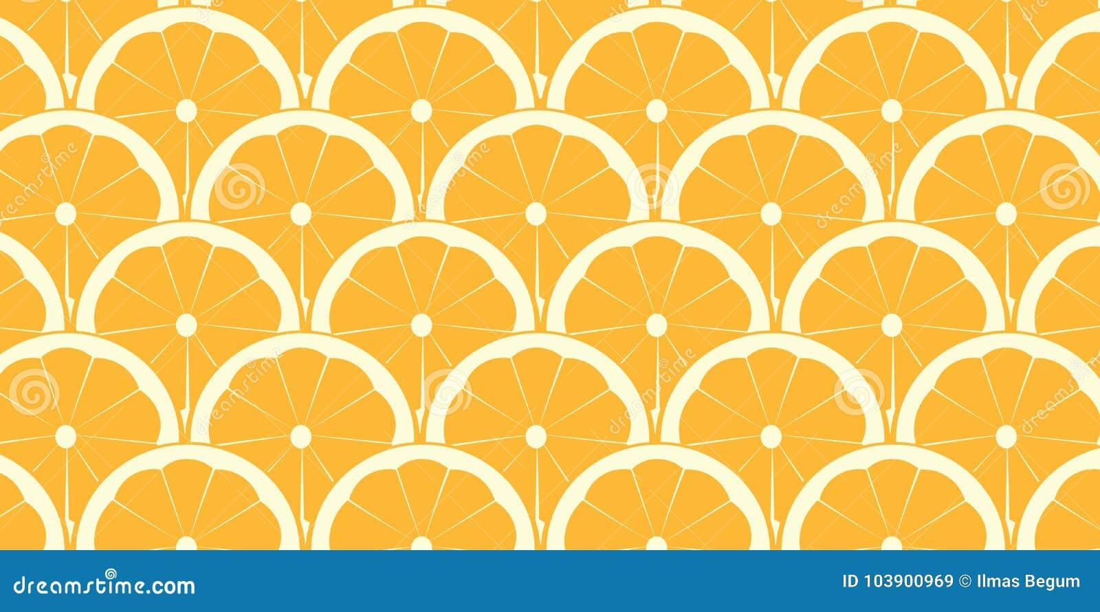 Fondo anaranjado de la fruta Naranjas del verano Concepto sano del alimento