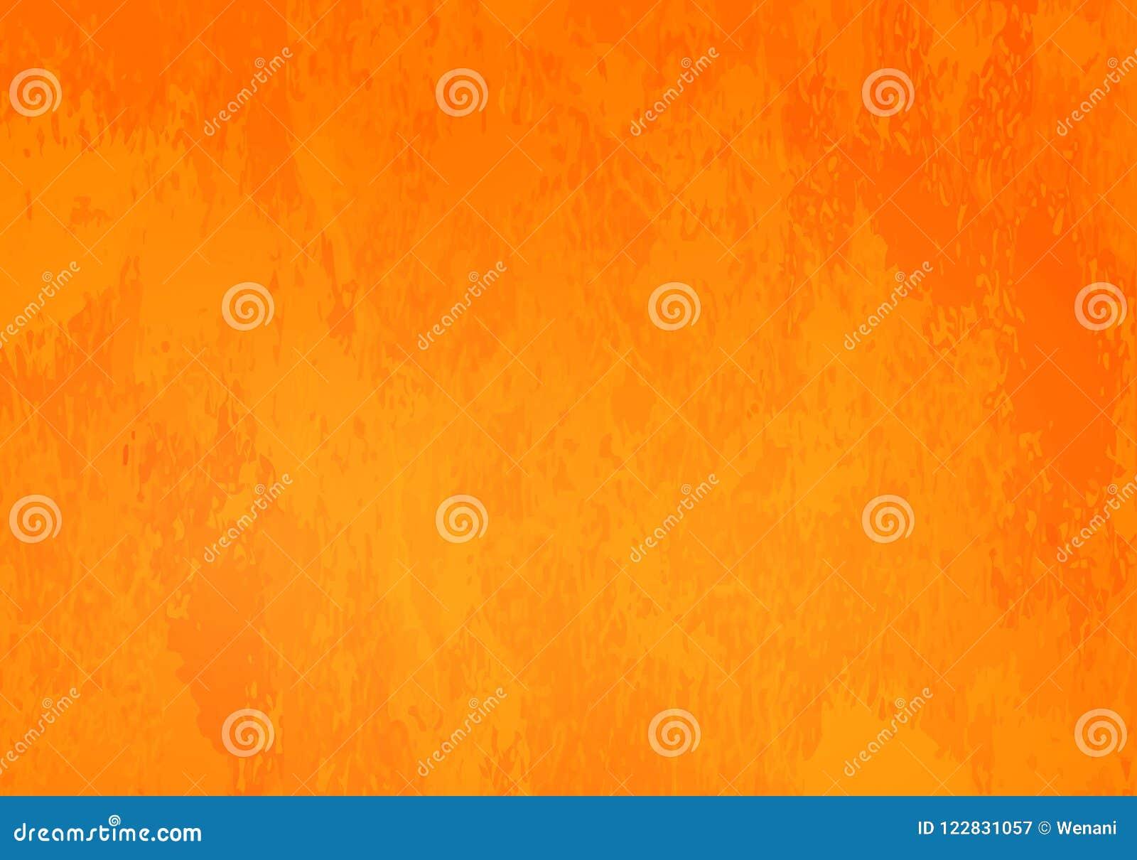 Fondo arancio luminoso di lerciume