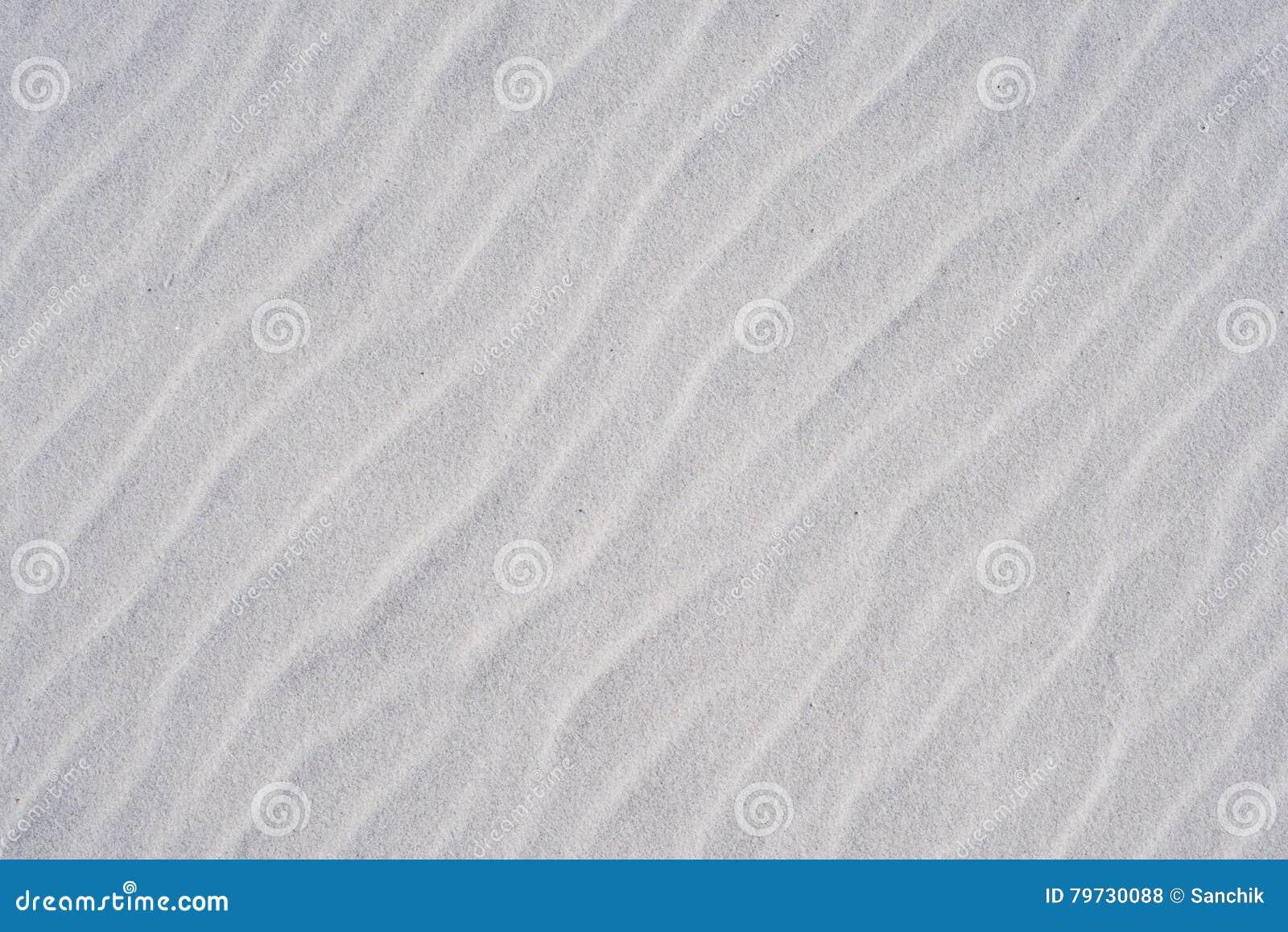 Fondo - arena blanca del cuarzo