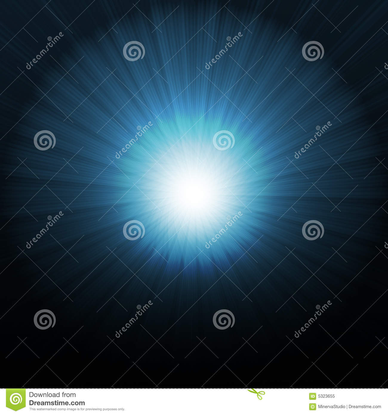 Download Fondo astratto illustrazione di stock. Illustrazione di eclipse - 5323655
